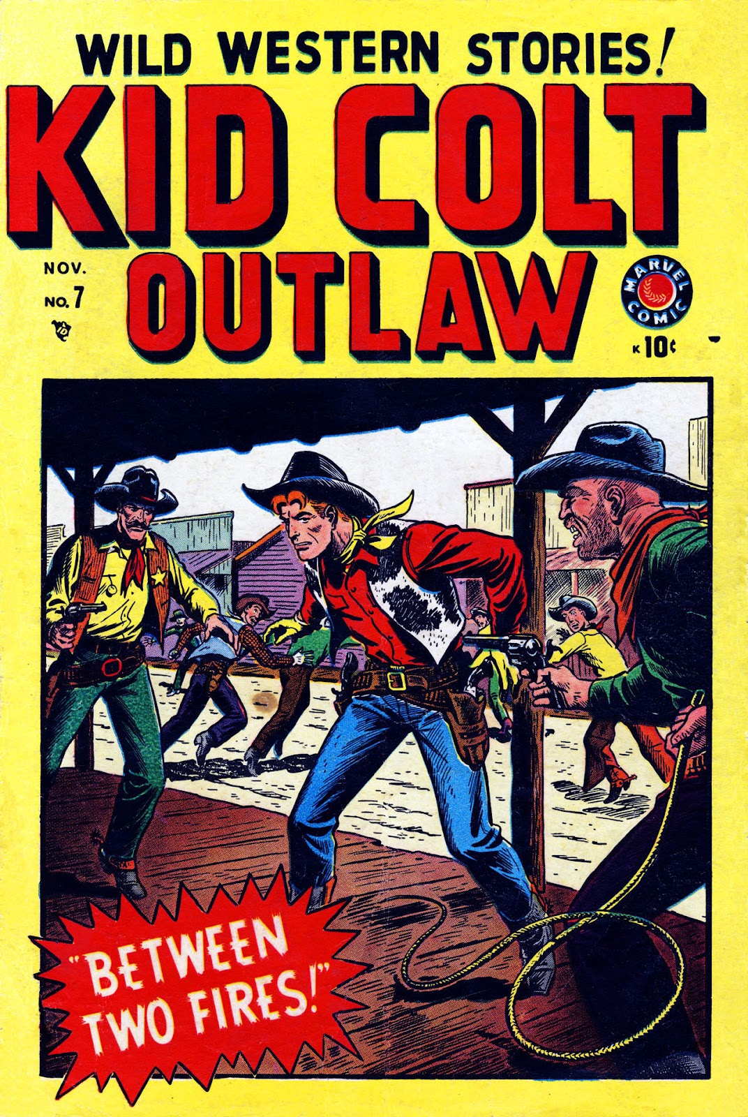 Kid Colt Outlaw issue 7 - Page 1