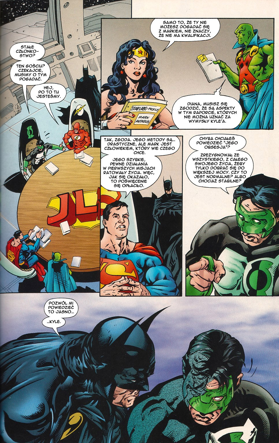 Read online JLA Superpower comic -  Issue # Full - 29