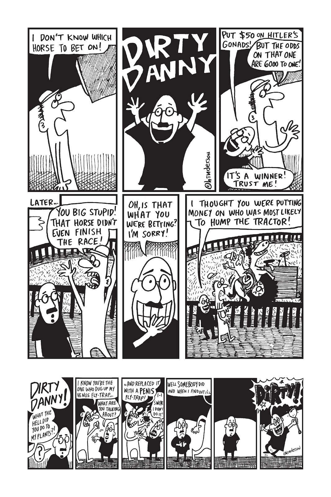 Read online Magic Whistle comic -  Issue #9 - 17