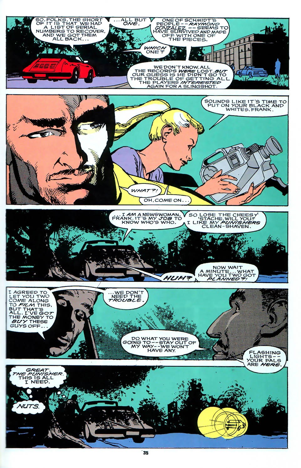 Read online Punisher: The Prize comic -  Issue # Full - 39
