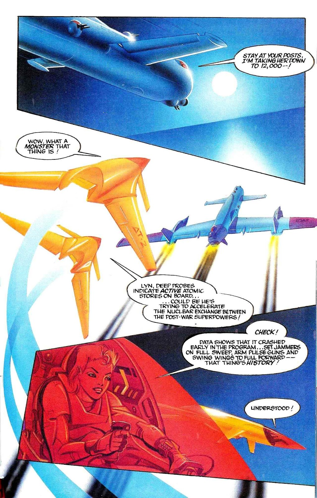 Tempus Fugitive issue 1 - Page 26