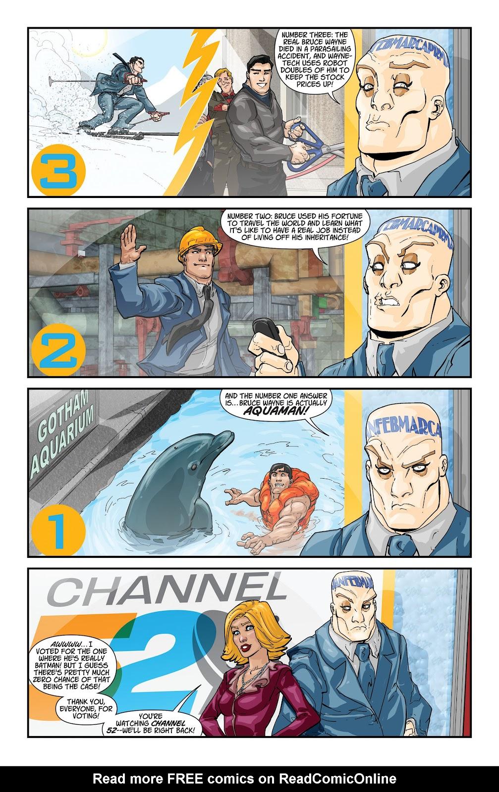 Legion of Super-Heroes (2011) Issue #21 #22 - English 23