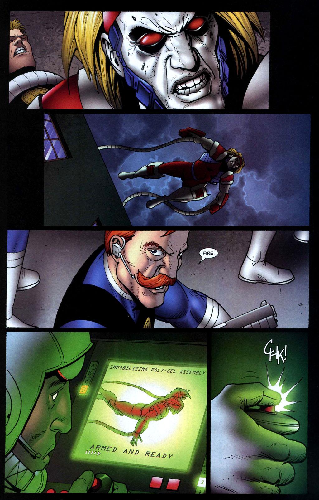 Read online Wolverine: Origins comic -  Issue #10 - 10