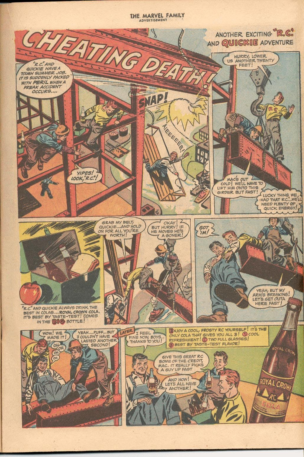 The Marvel Family issue 38 - Page 25
