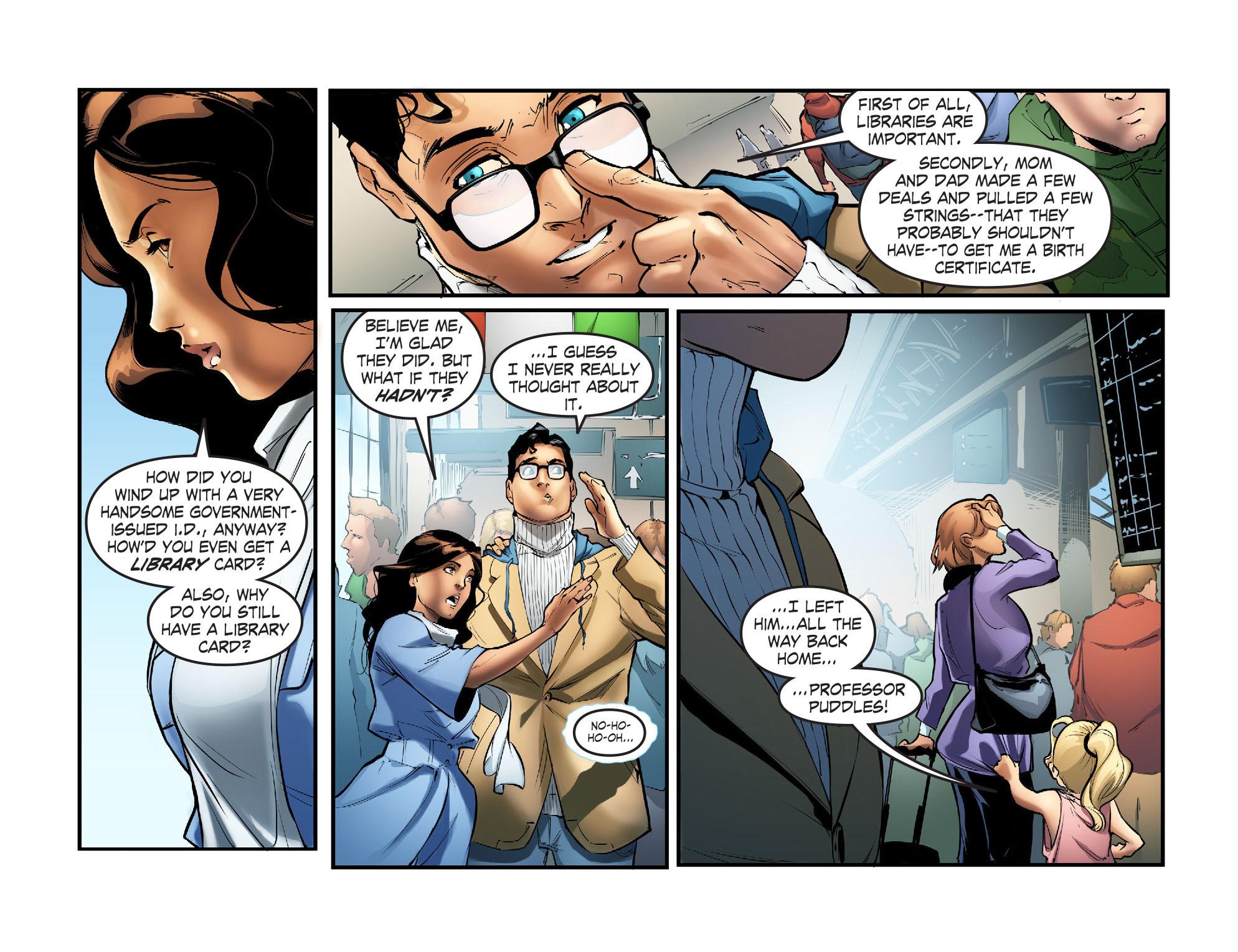 Read online Smallville: Season 11 comic -  Issue #57 - 5