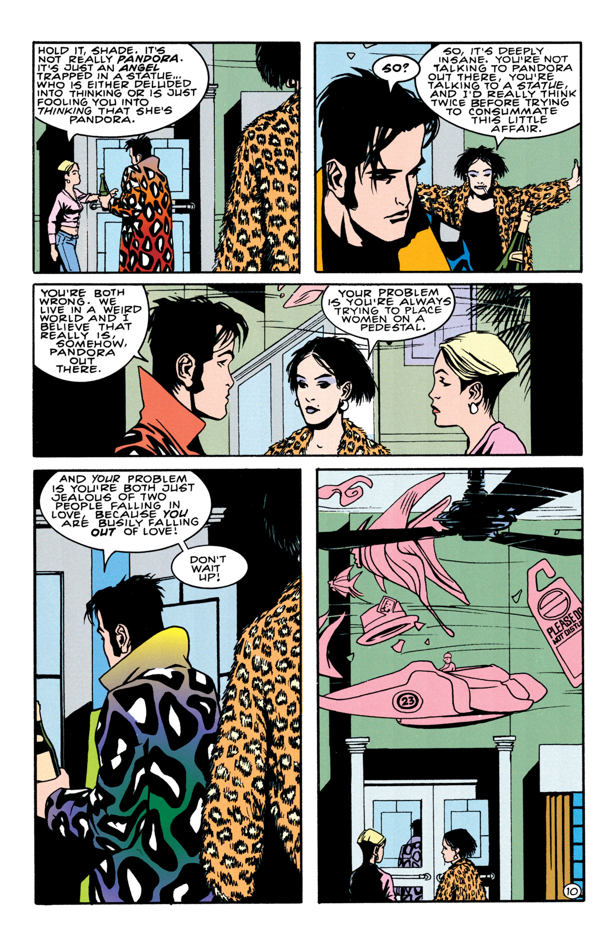 Read online Shade, the Changing Man comic -  Issue #41 - 11