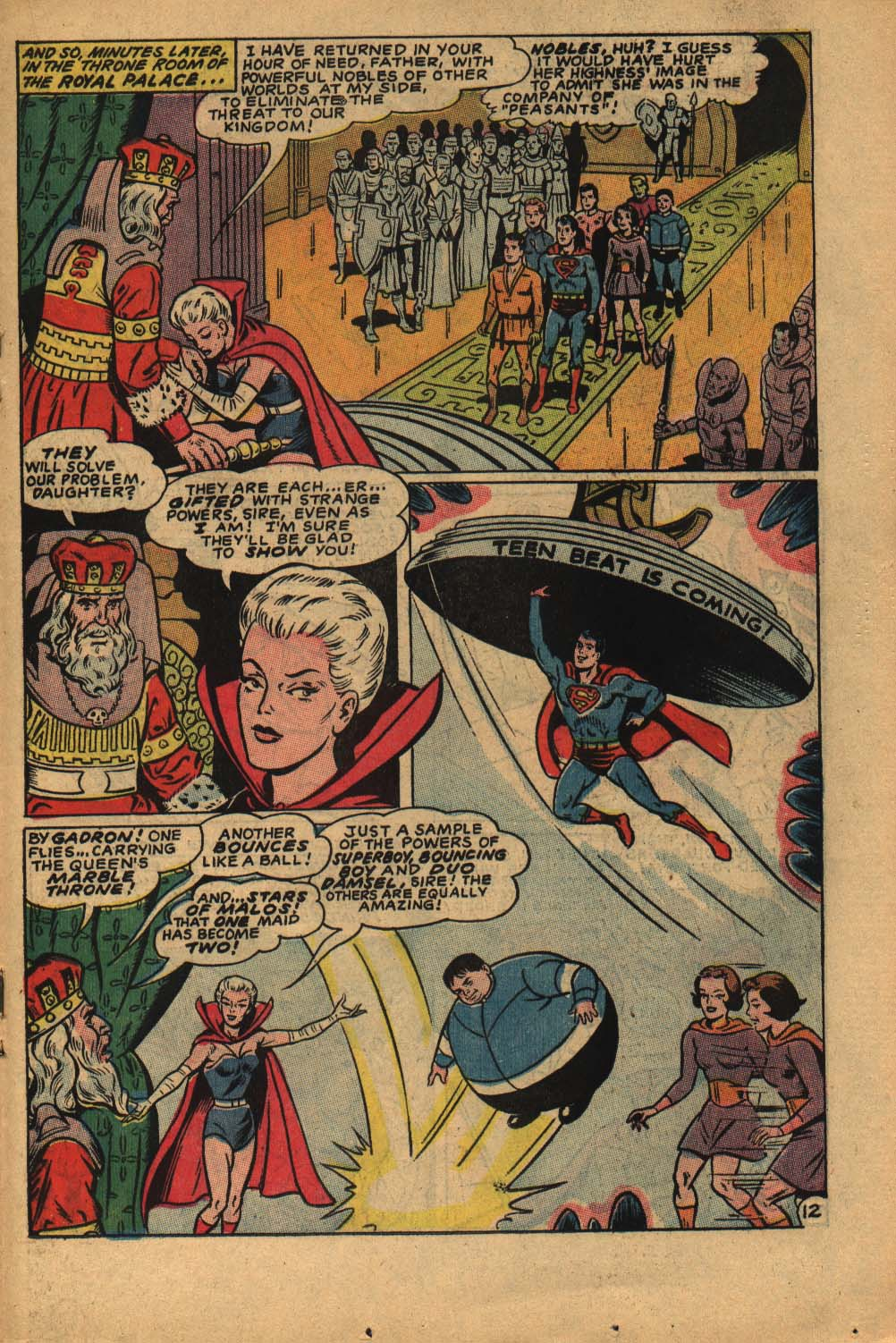 Read online Adventure Comics (1938) comic -  Issue #362 - 19