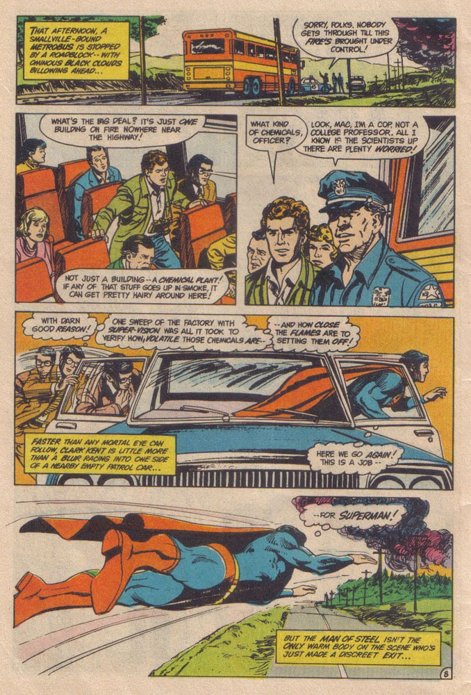 Read online Superman III comic -  Issue # Full - 8