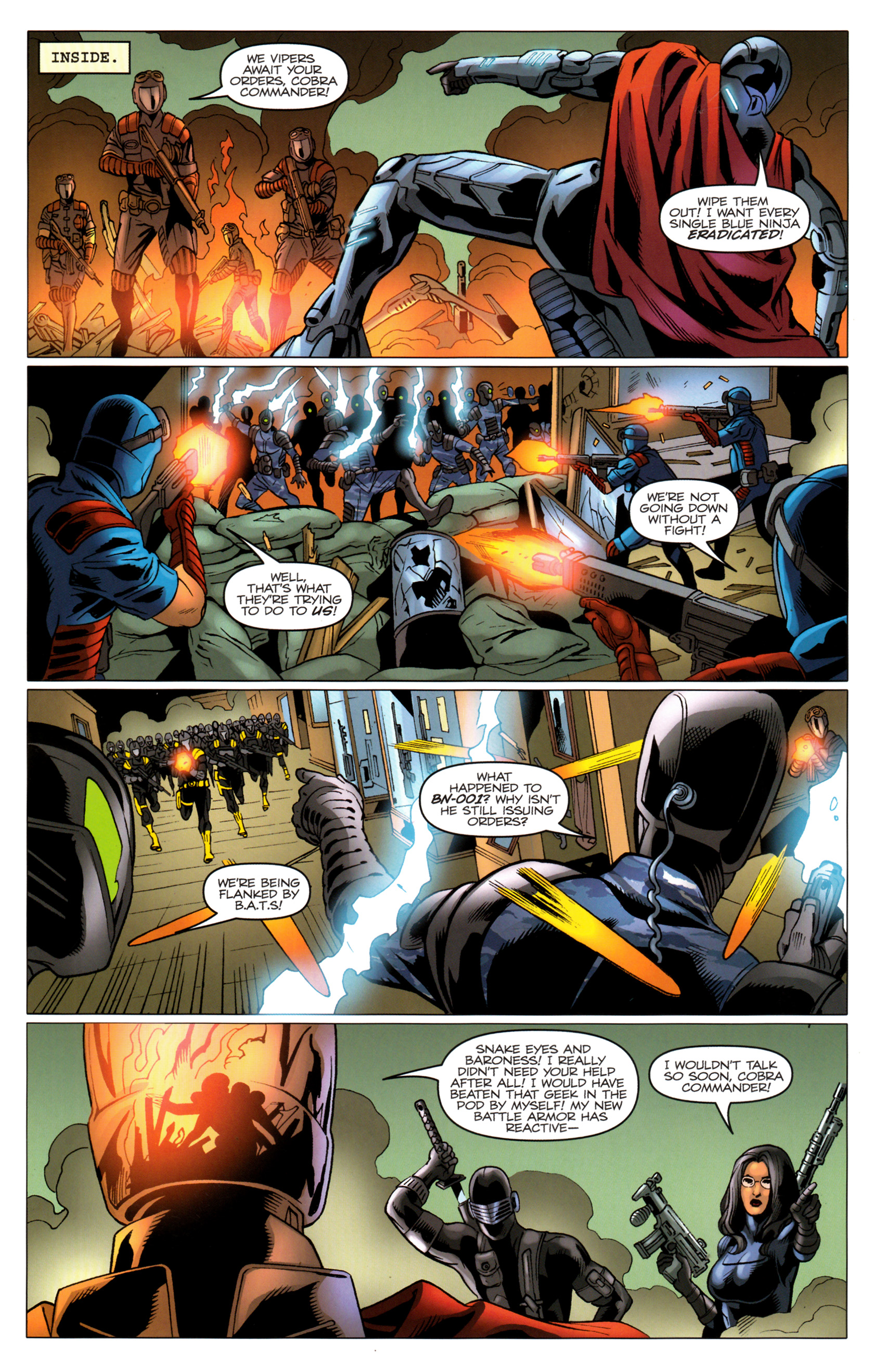 G.I. Joe: A Real American Hero 179 Page 14