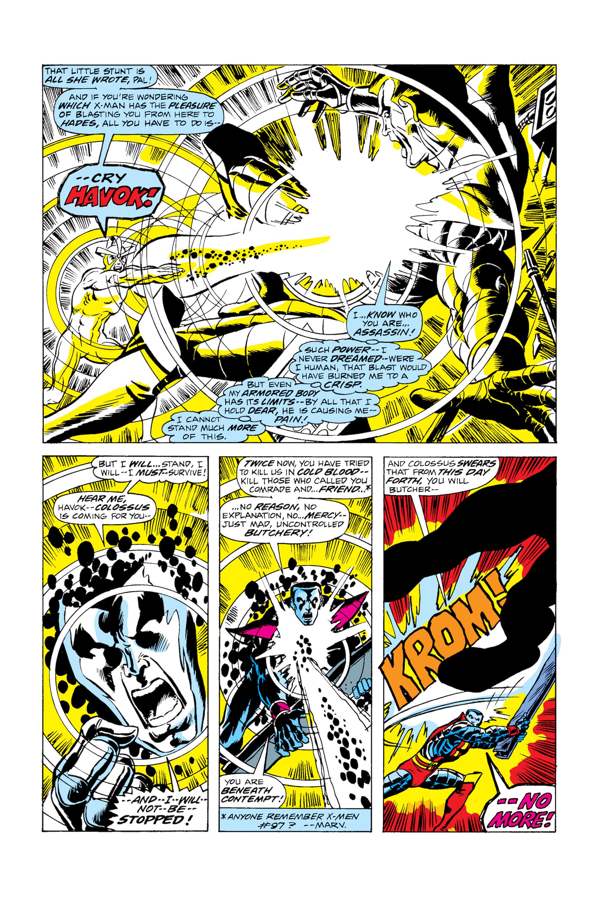 Uncanny X-Men (1963) 100 Page 5