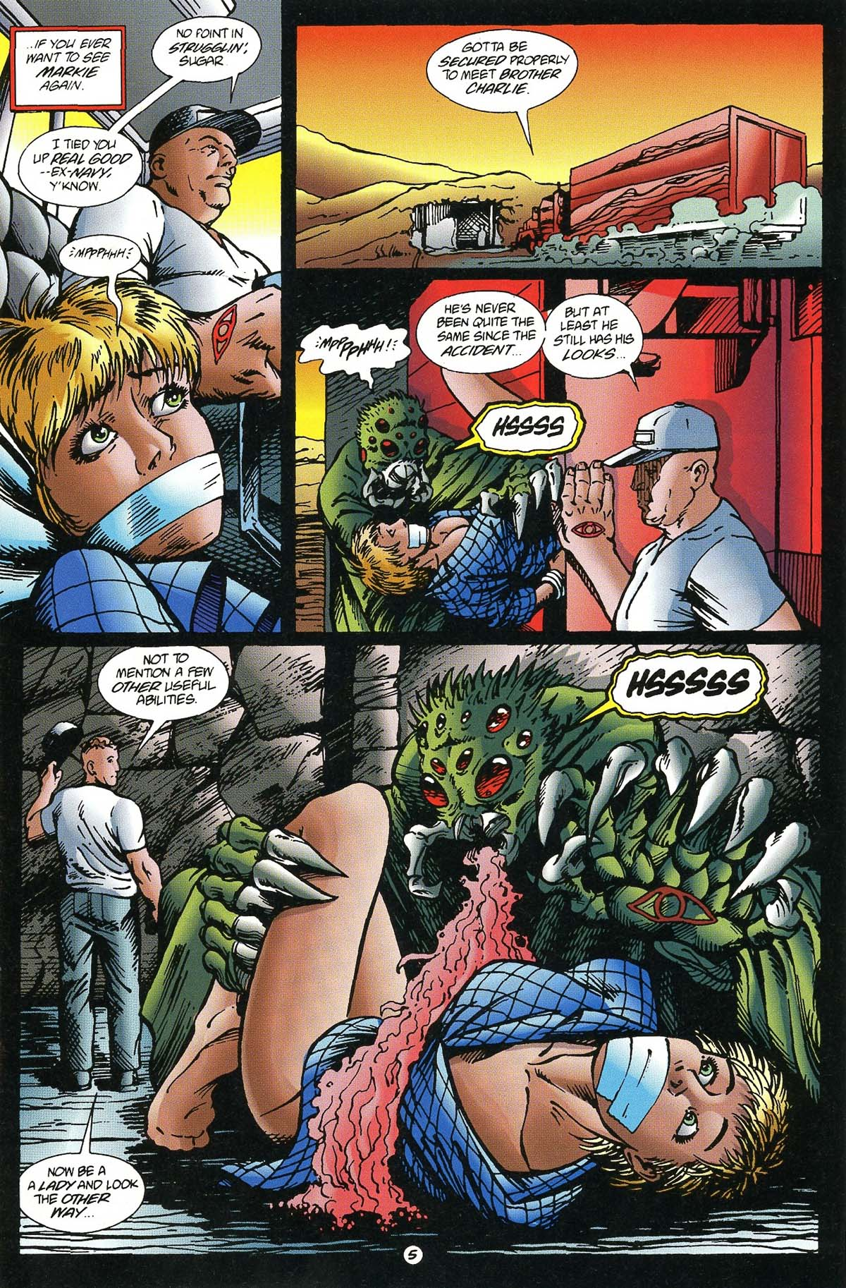 Read online Rune (1994) comic -  Issue #8 - 6