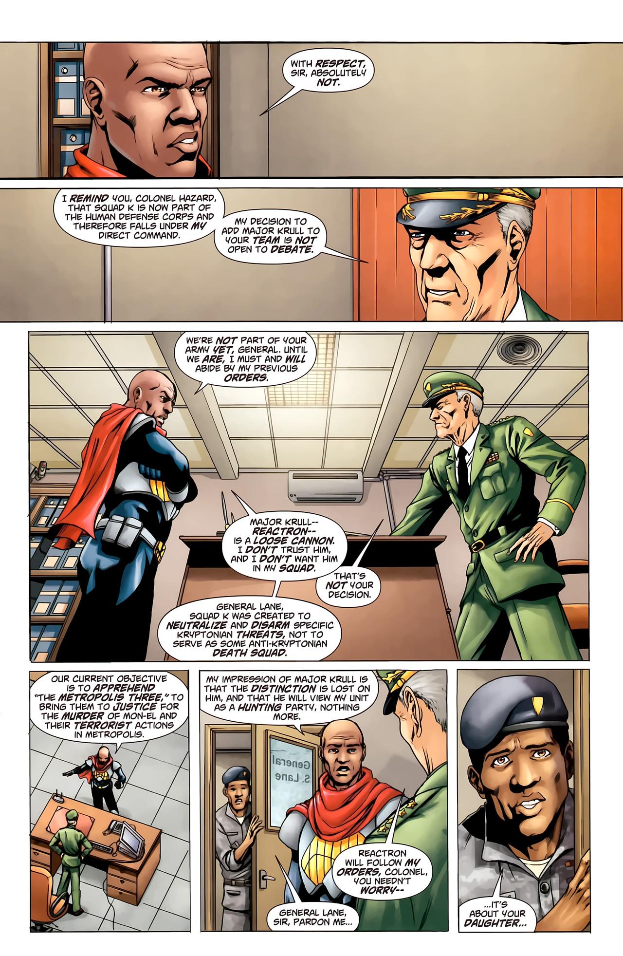 Action Comics (1938) 882 Page 1