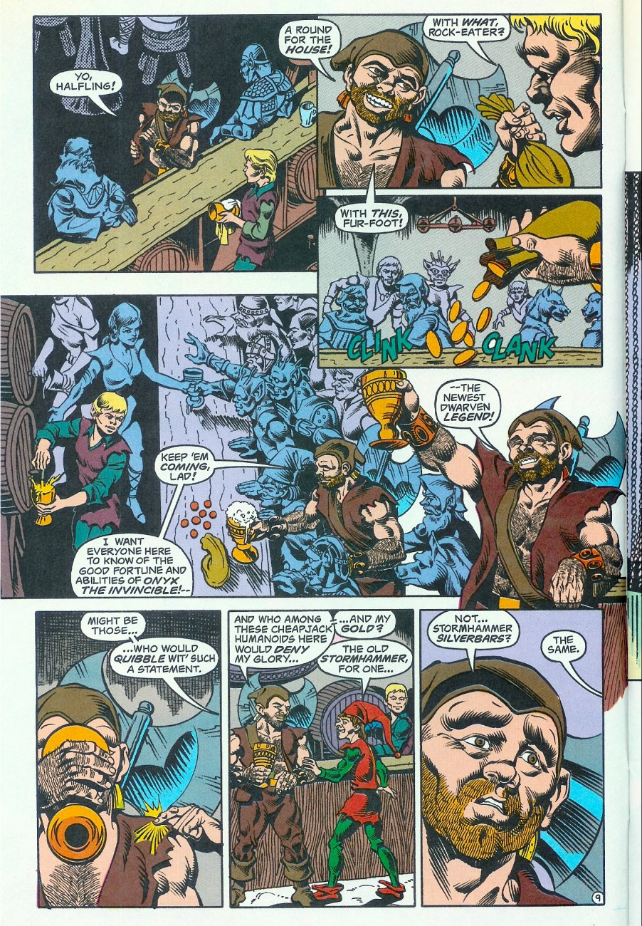 Read online Advanced Dungeons & Dragons comic -  Issue #Advanced Dungeons & Dragons _Annual - 10