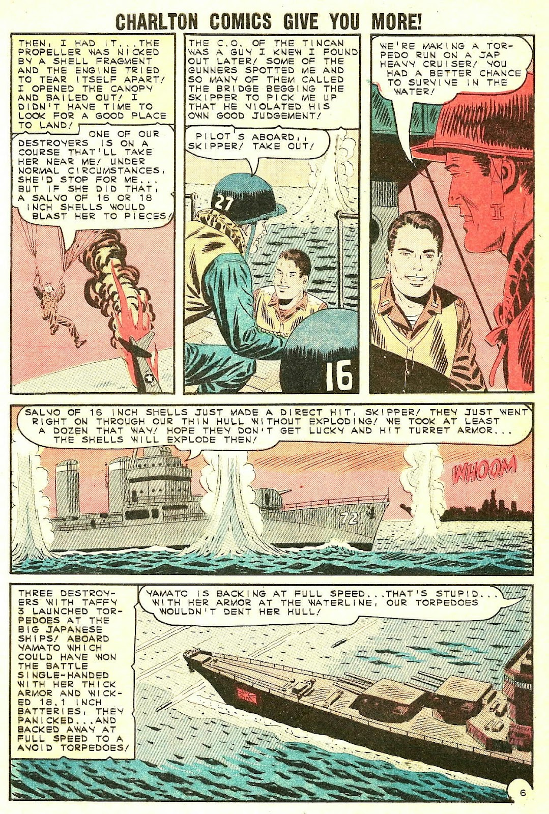 Read online Fightin' Navy comic -  Issue #119 - 9