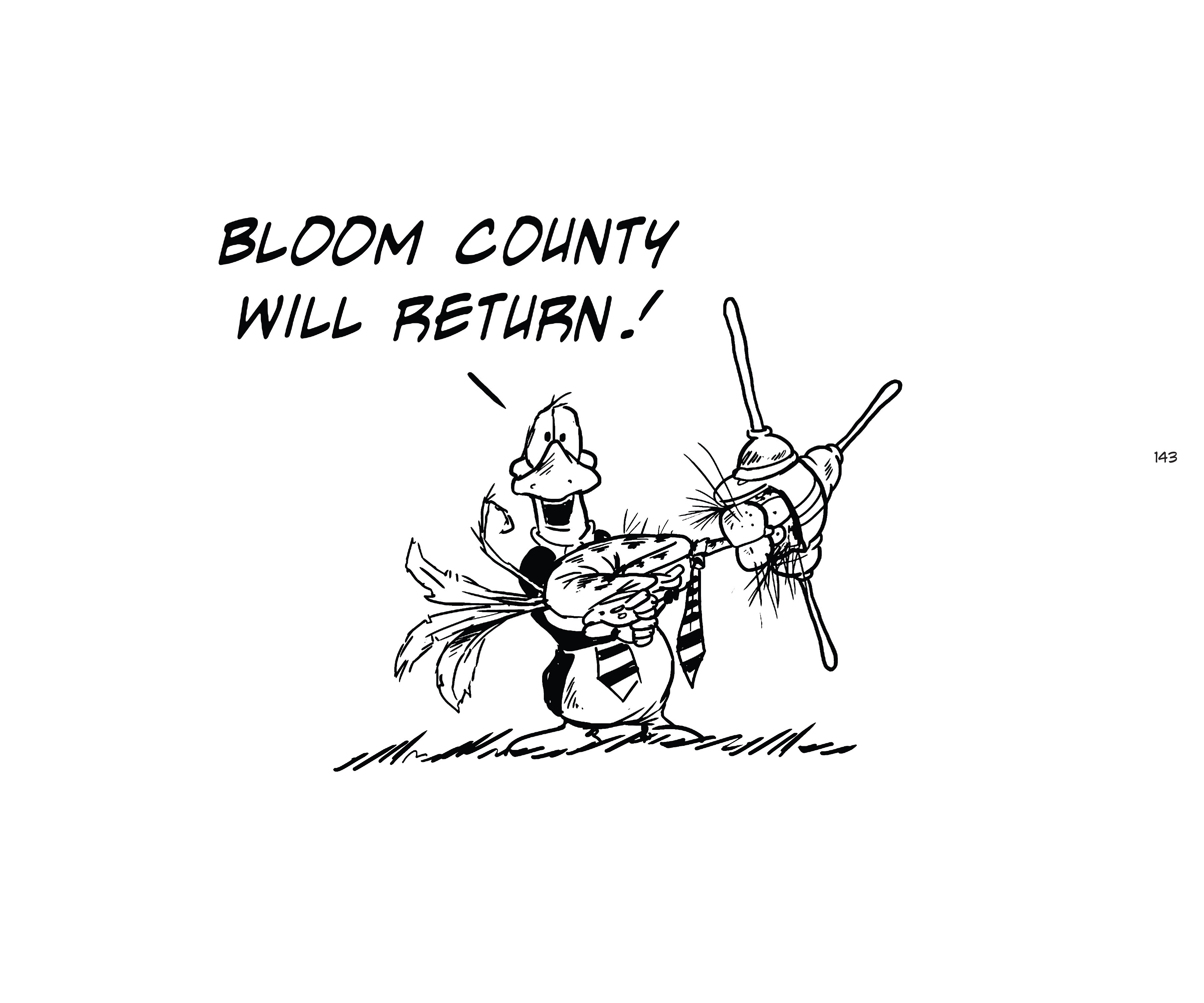 Read online Bloom County Episode XI: A New Hope comic -  Issue # Full - 145
