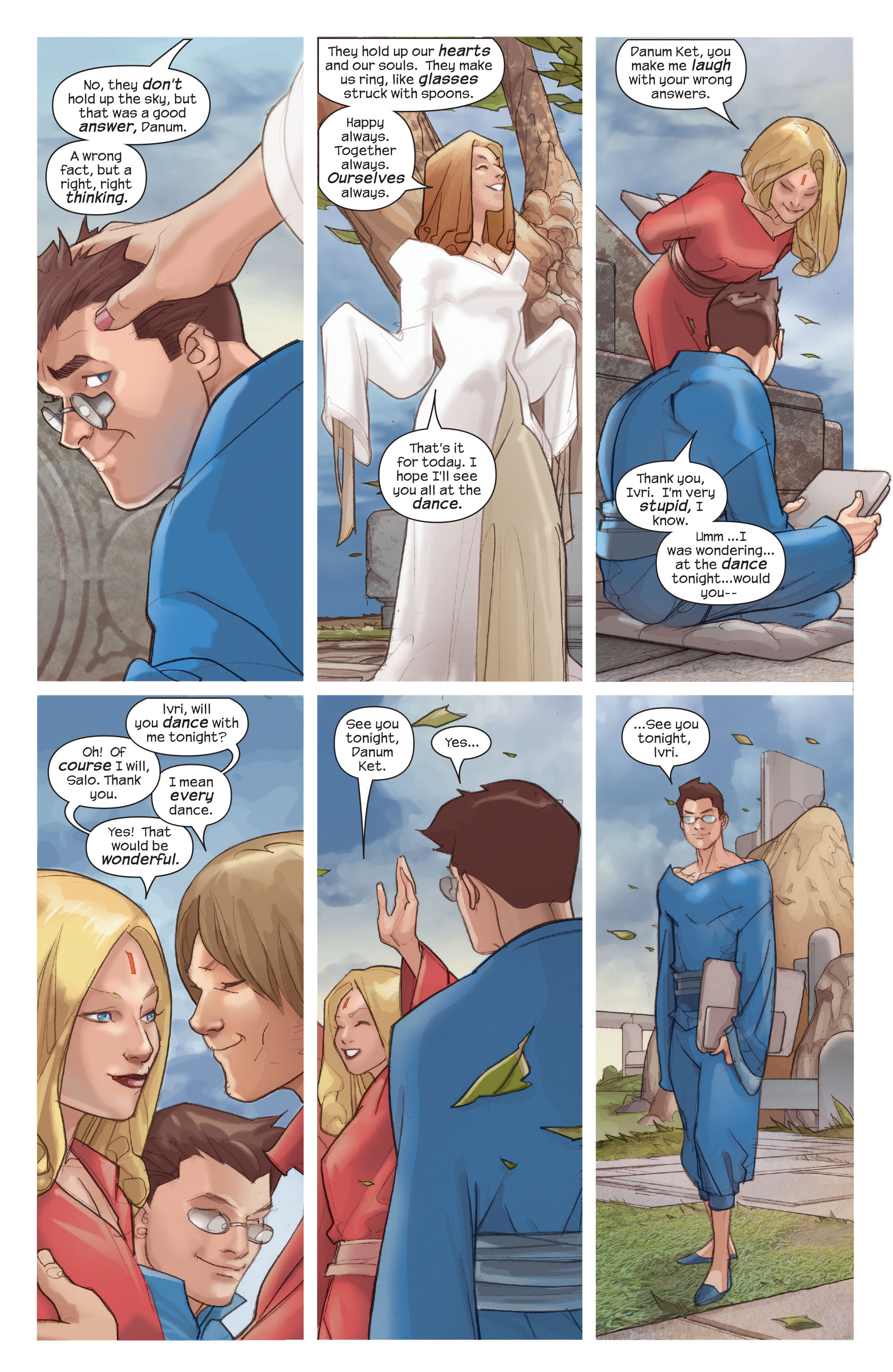 Read online Ultimate Fantastic Four (2004) comic -  Issue #45 - 5
