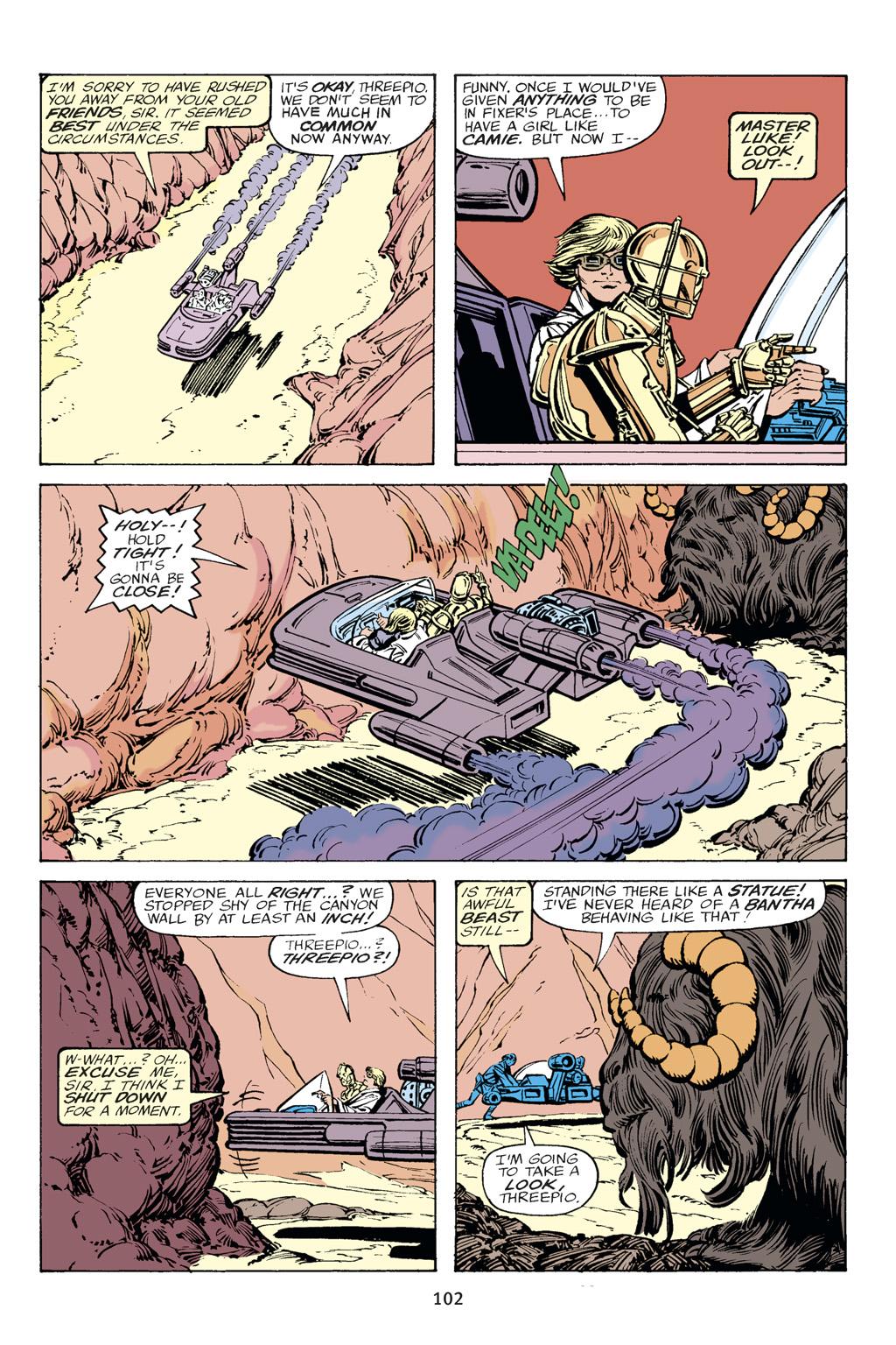 Read online Star Wars Omnibus comic -  Issue # Vol. 14 - 102