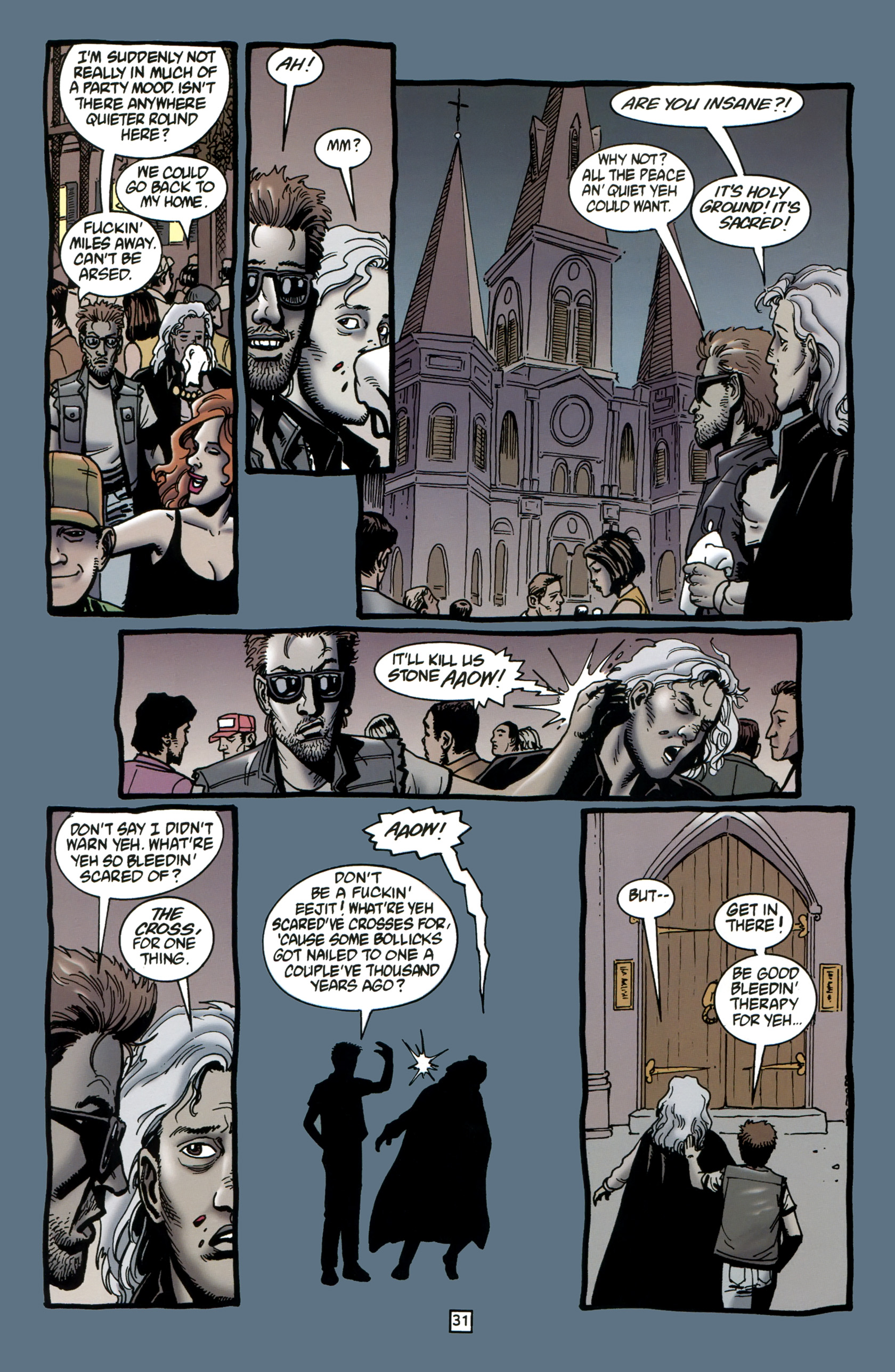 Read online Preacher Special: Cassidy : Blood and Whiskey comic -  Issue # Full - 33