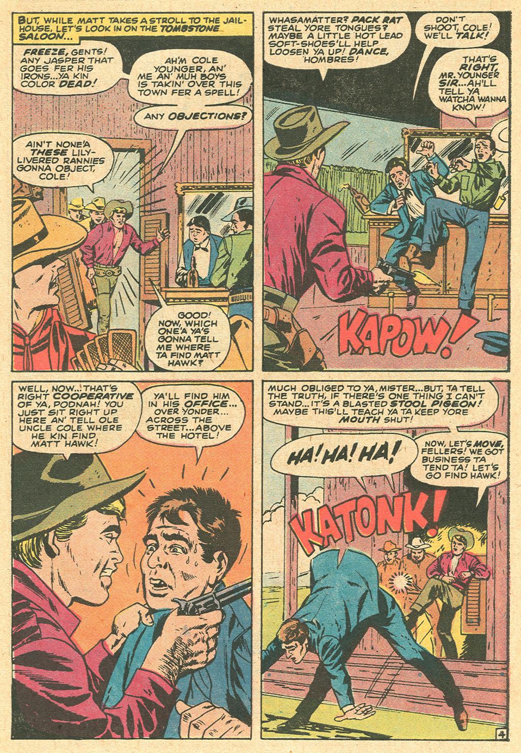 Read online Two-Gun Kid comic -  Issue #97 - 7