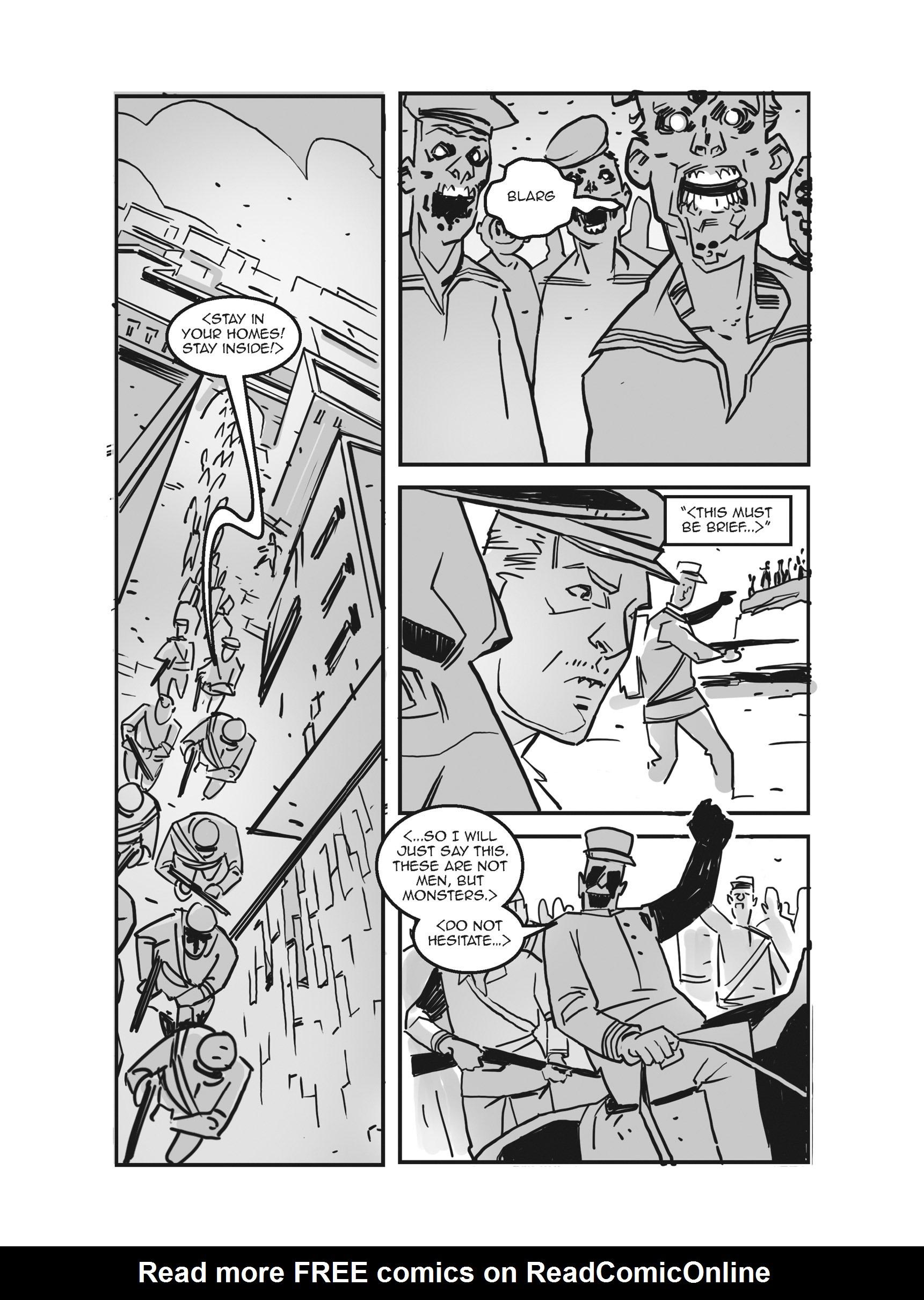 Read online FUBAR comic -  Issue #3 - 199