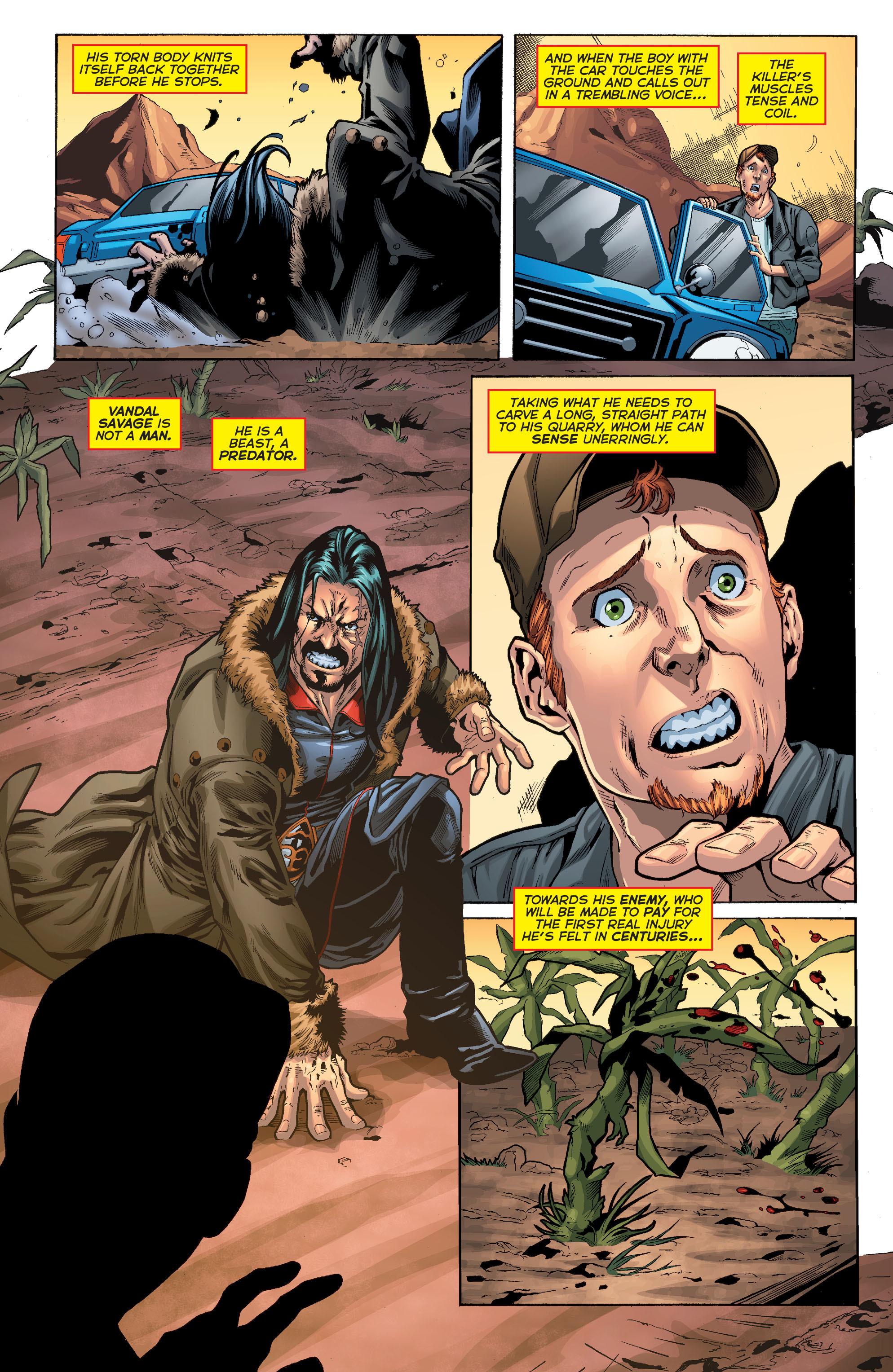 Read online Trinity of Sin: Pandora comic -  Issue #10 - 14