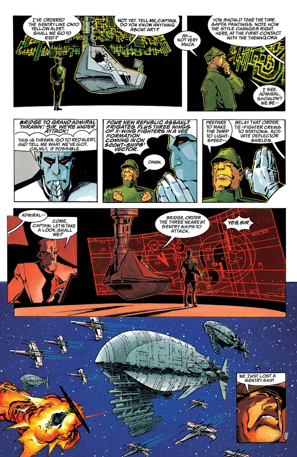 Read online Star Wars Legends: The New Republic - Epic Collection comic -  Issue # TPB 4 (Part 1) - 11