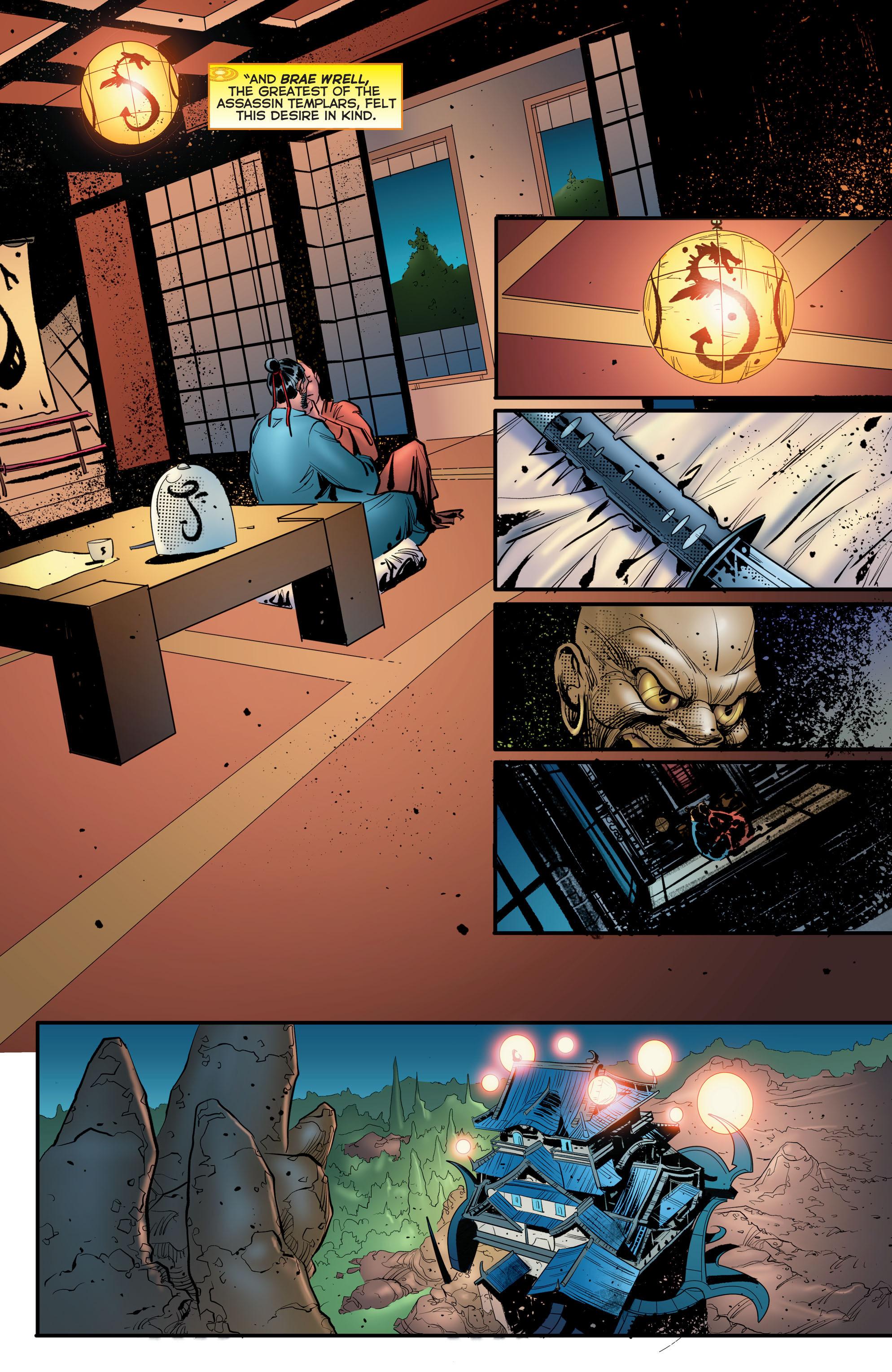 Read online Sinestro comic -  Issue # Annual 1 - 34