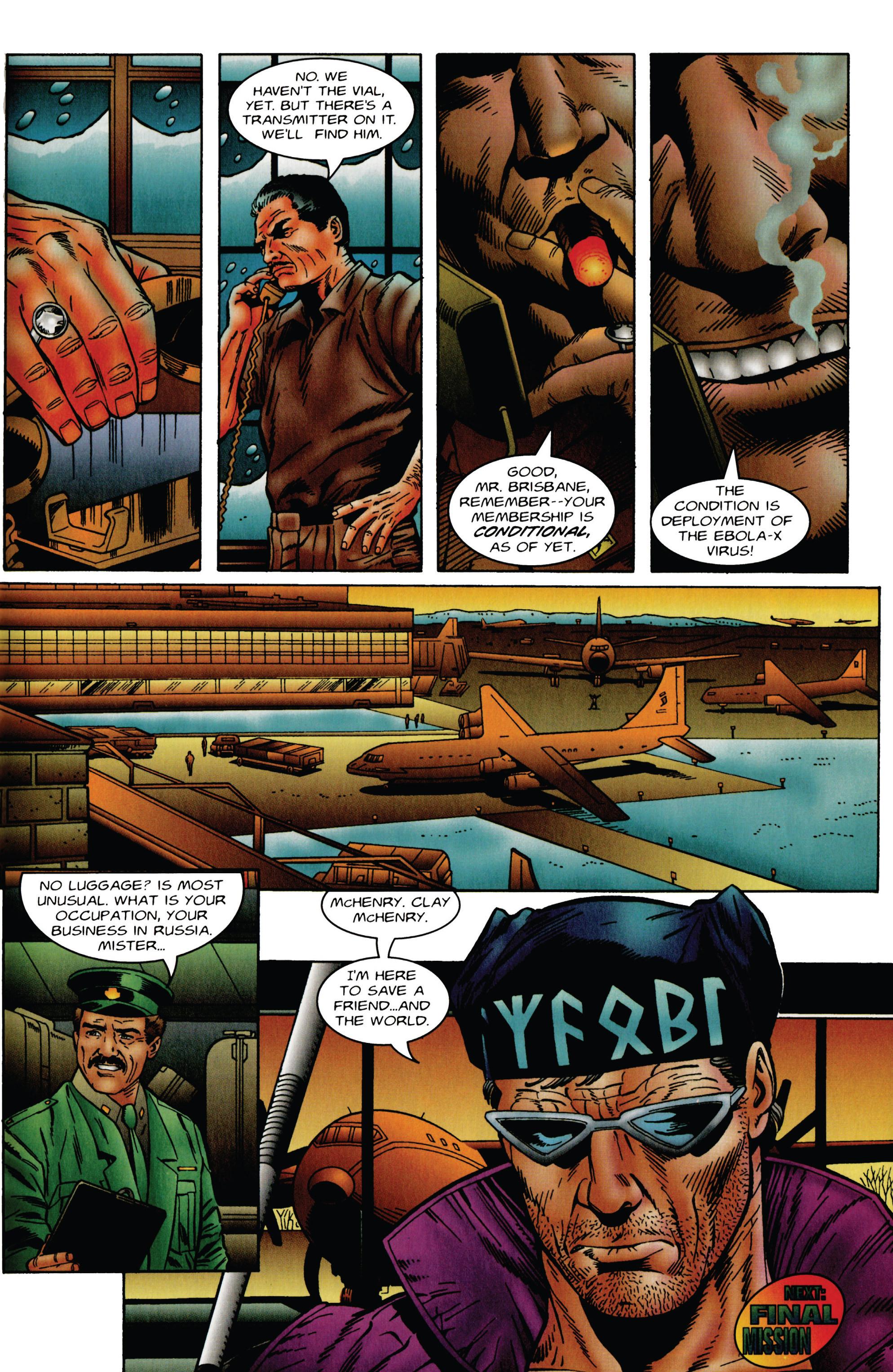 Read online Eternal Warrior (1992) comic -  Issue #49 - 21