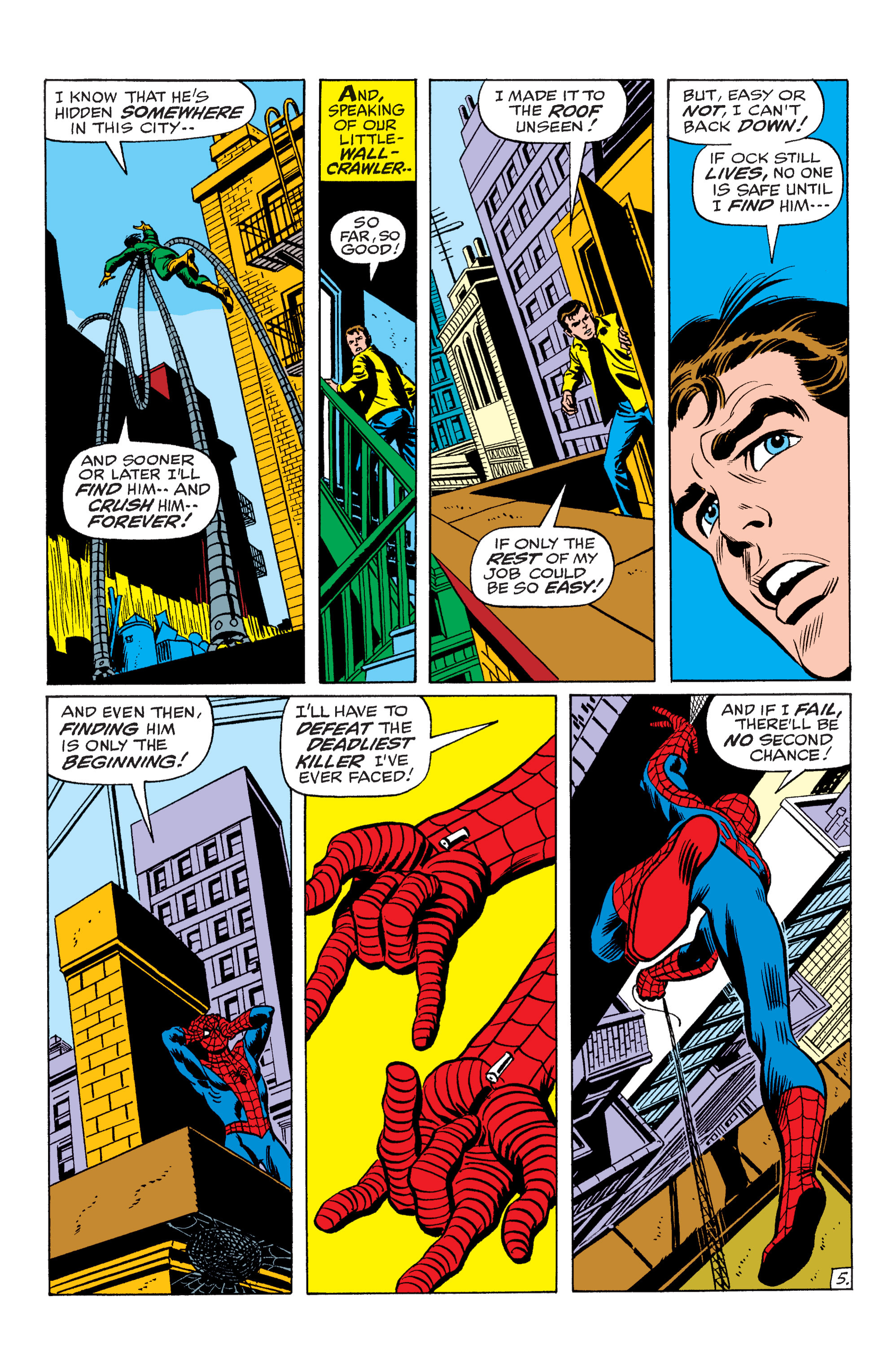 The Amazing Spider-Man (1963) 89 Page 5