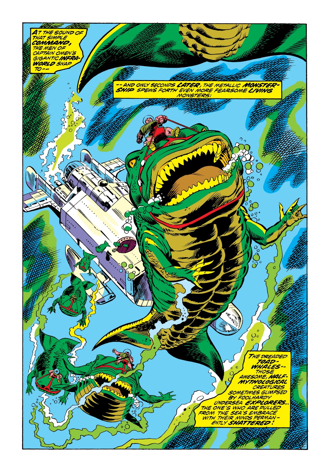 Read online Marvel Masterworks: The Incredible Hulk comic -  Issue # TPB 9 (Part 2) - 67
