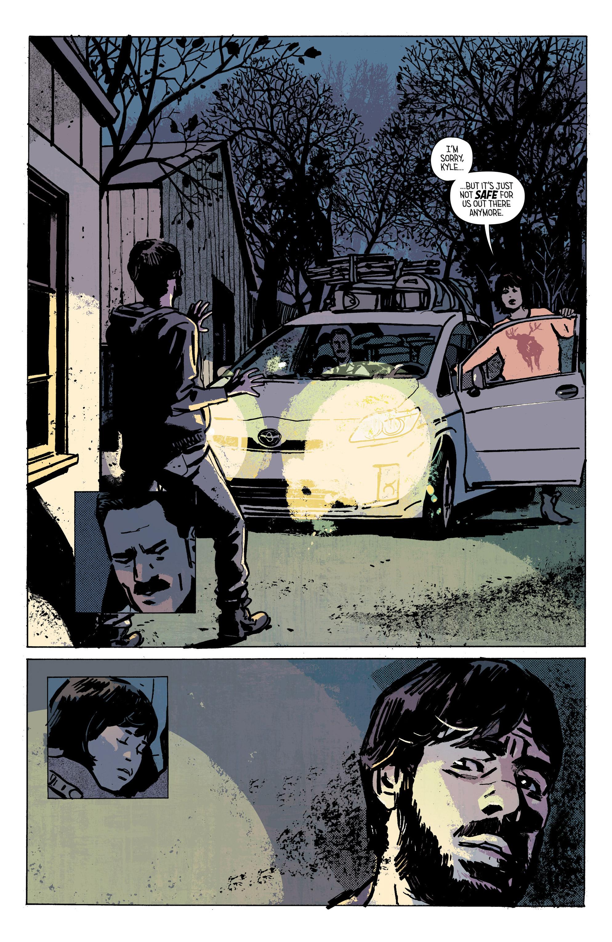 Read online Outcast by Kirkman & Azaceta comic -  Issue #28 - 22