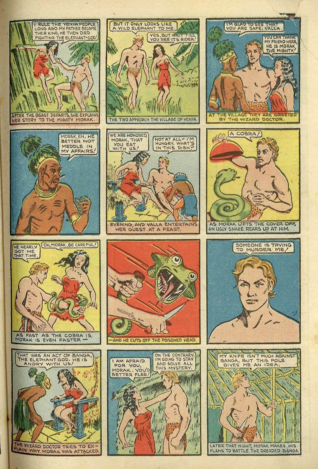 Read online Super-Magician Comics comic -  Issue #1 - 51