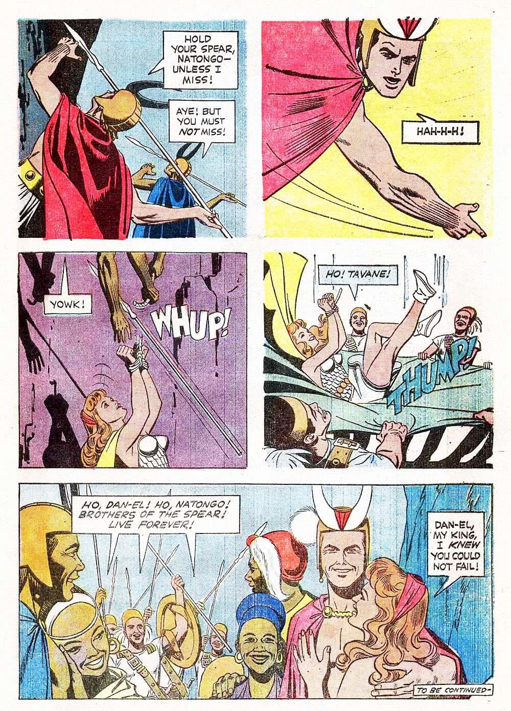Tarzan (1962) issue 136 - Page 33