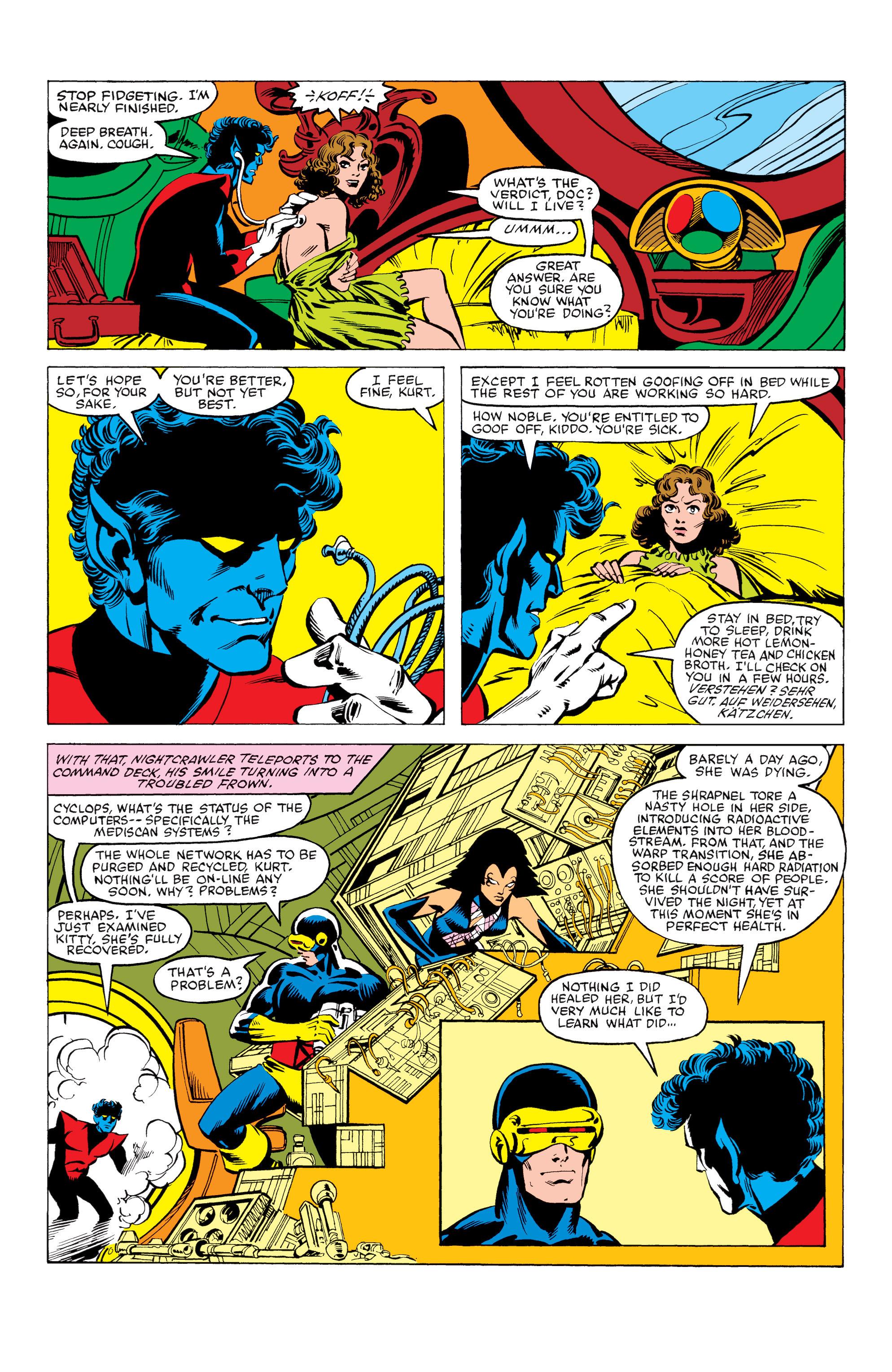 Read online Uncanny X-Men (1963) comic -  Issue #164 - 17