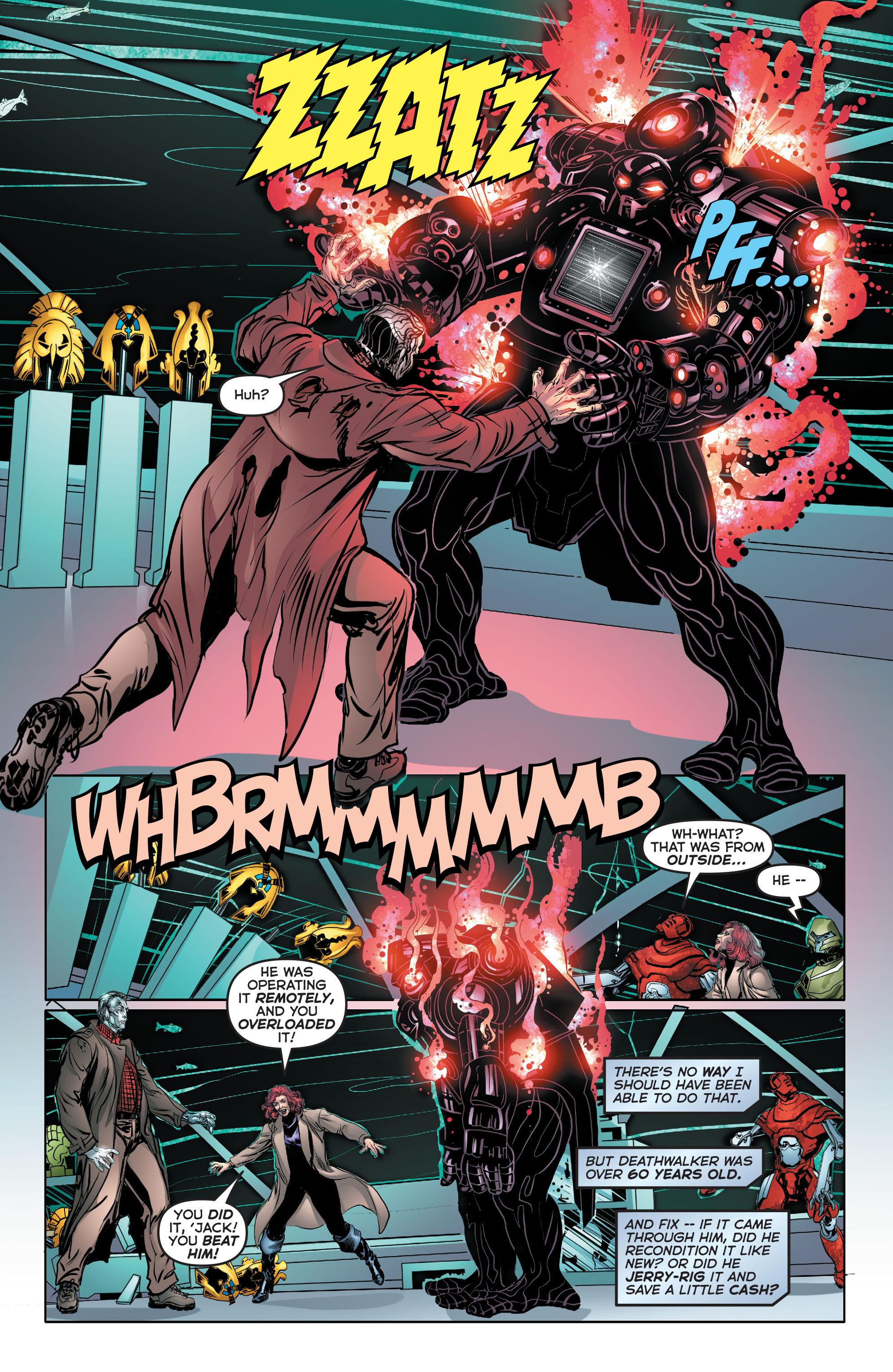 Read online Astro City comic -  Issue #34 - 12