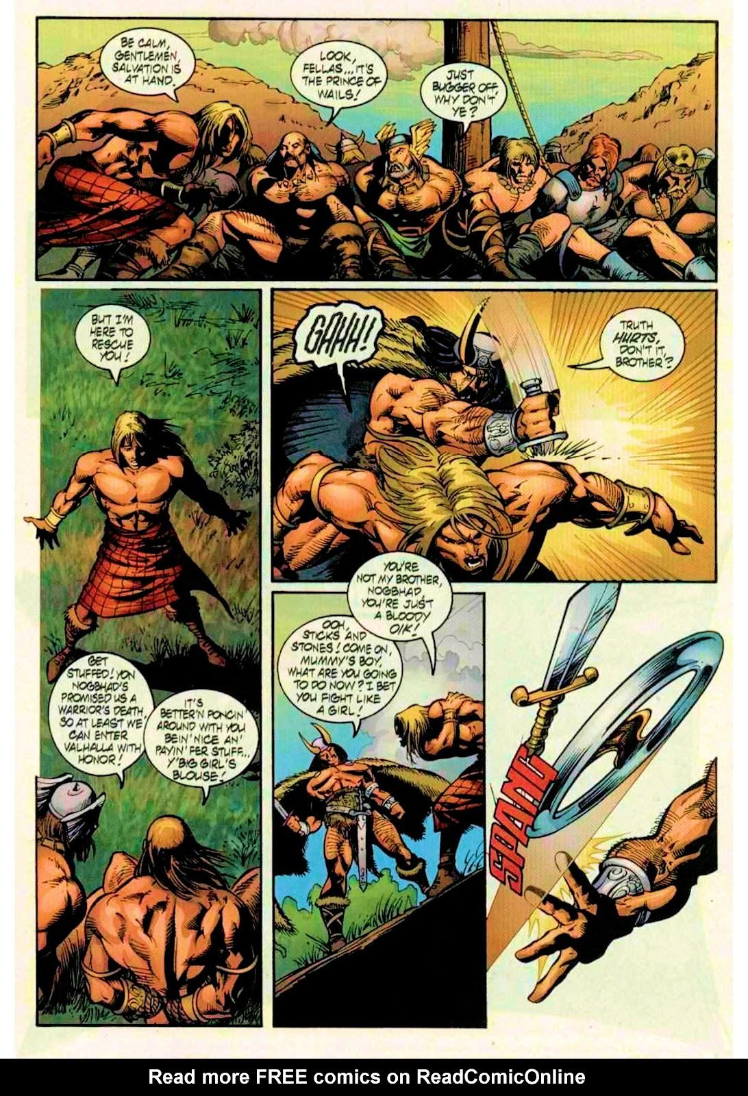 Xena: Warrior Princess (1999) Issue #10 #10 - English 21