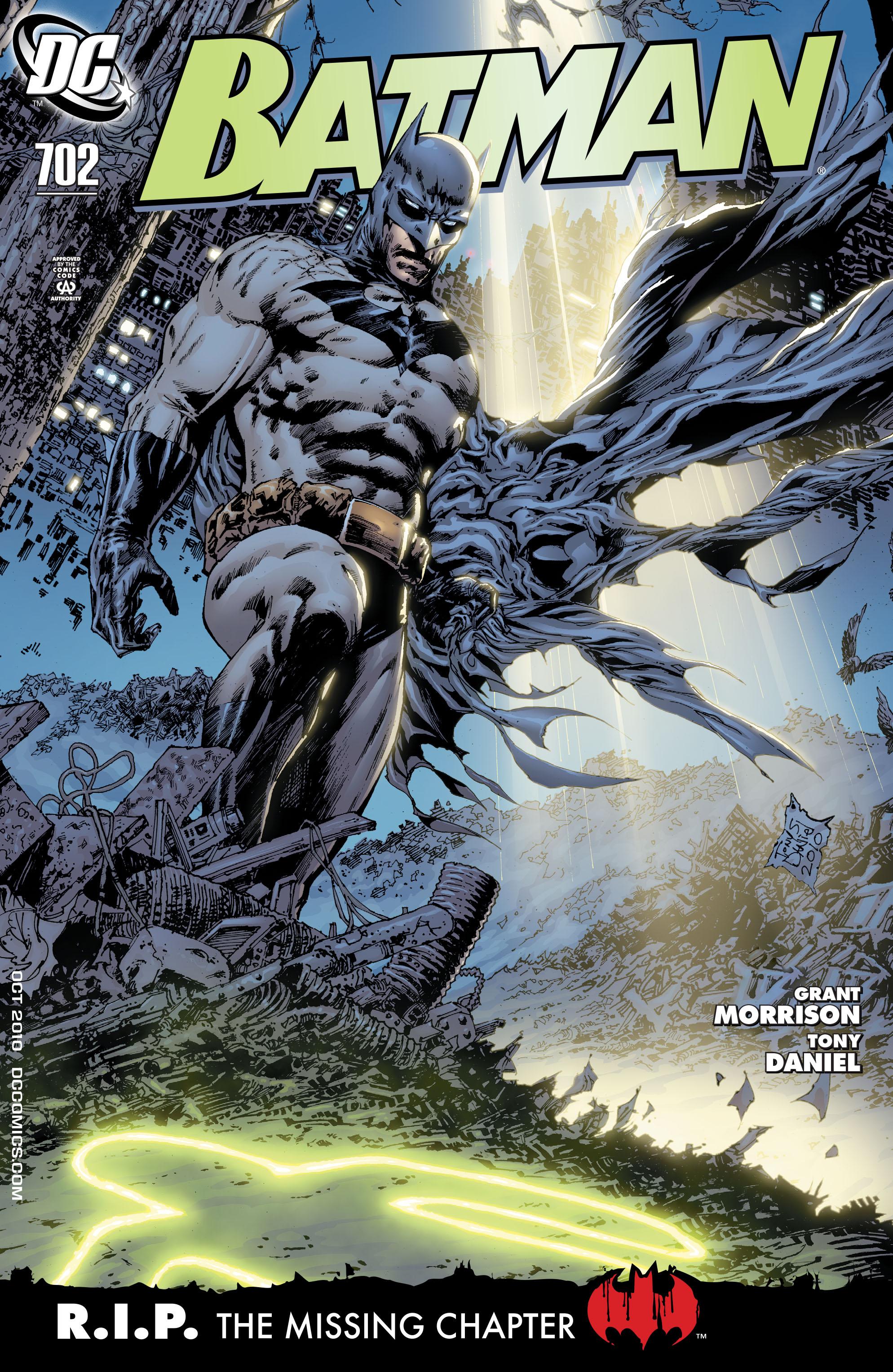 Batman (1940) 702 Page 1