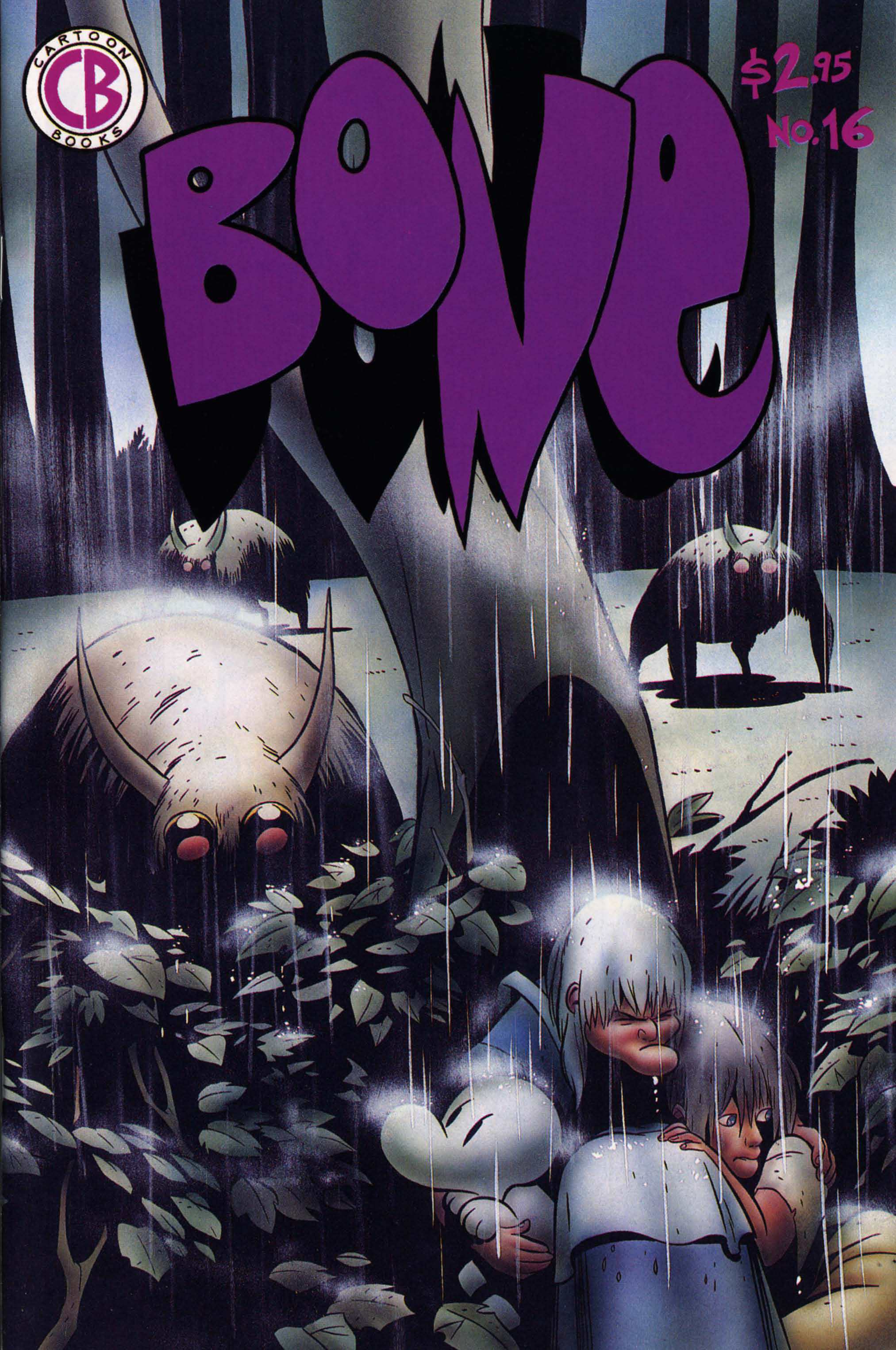 Bone 1991 Issue 16