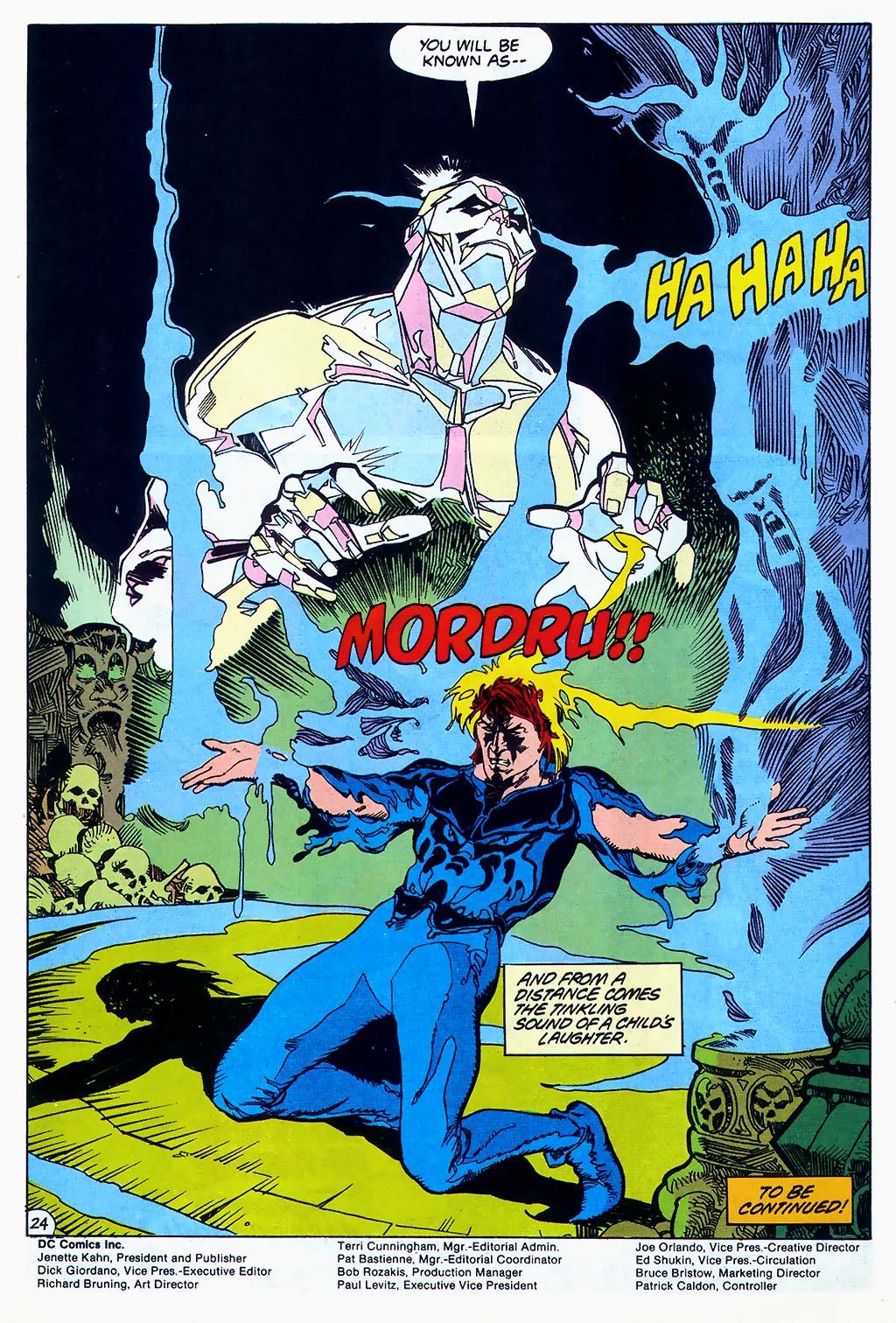 Read online Amethyst (1987) comic -  Issue #1 - 27