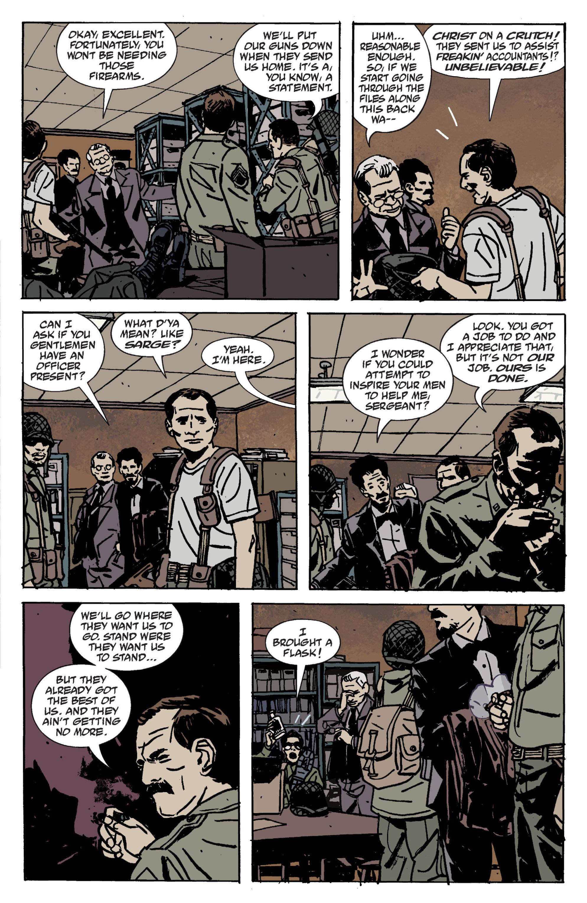 Read online B.P.R.D. (2003) comic -  Issue # TPB 9 - 19