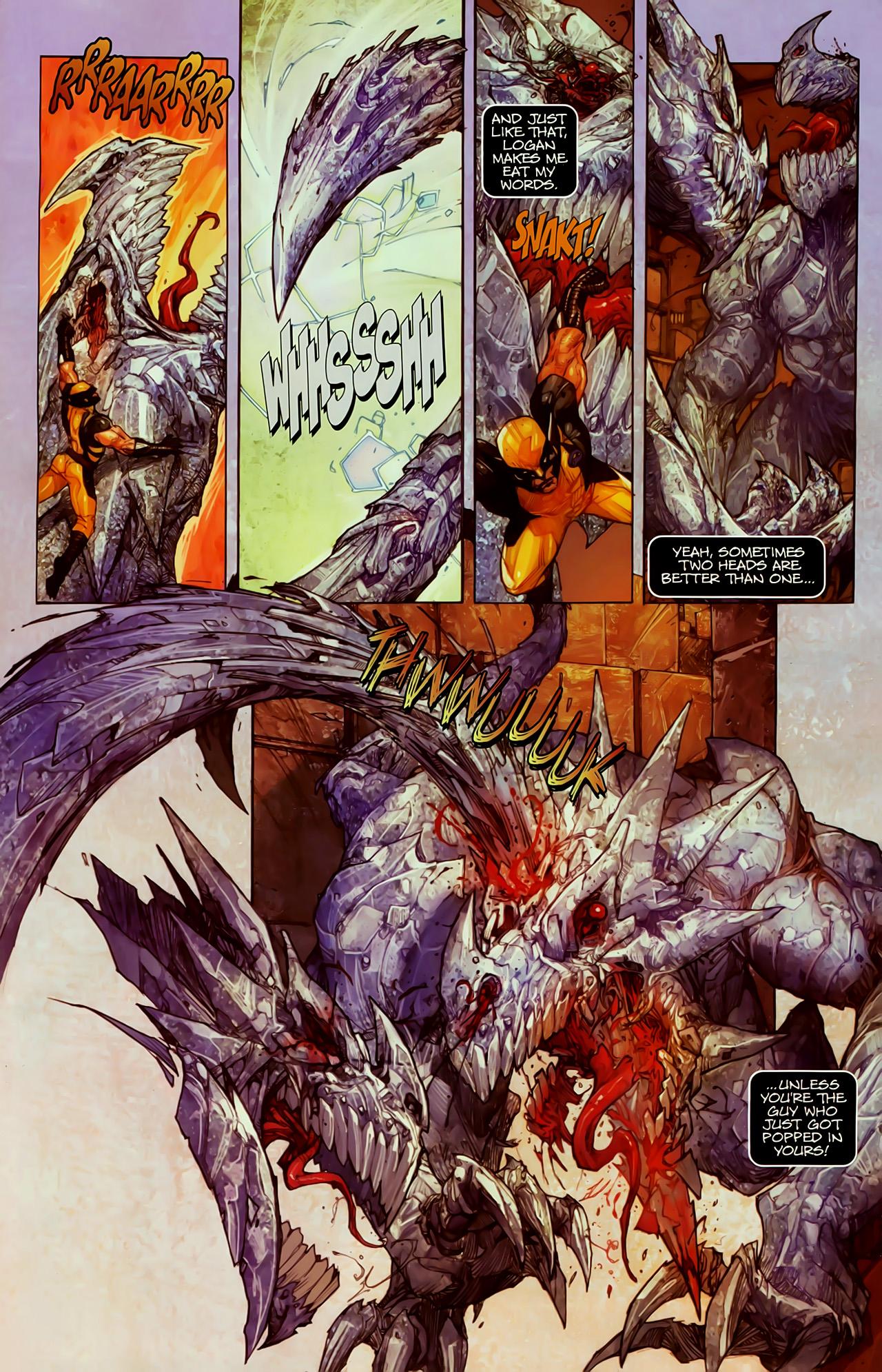Read online Astonishing Tales (2009) comic -  Issue #5 - 9