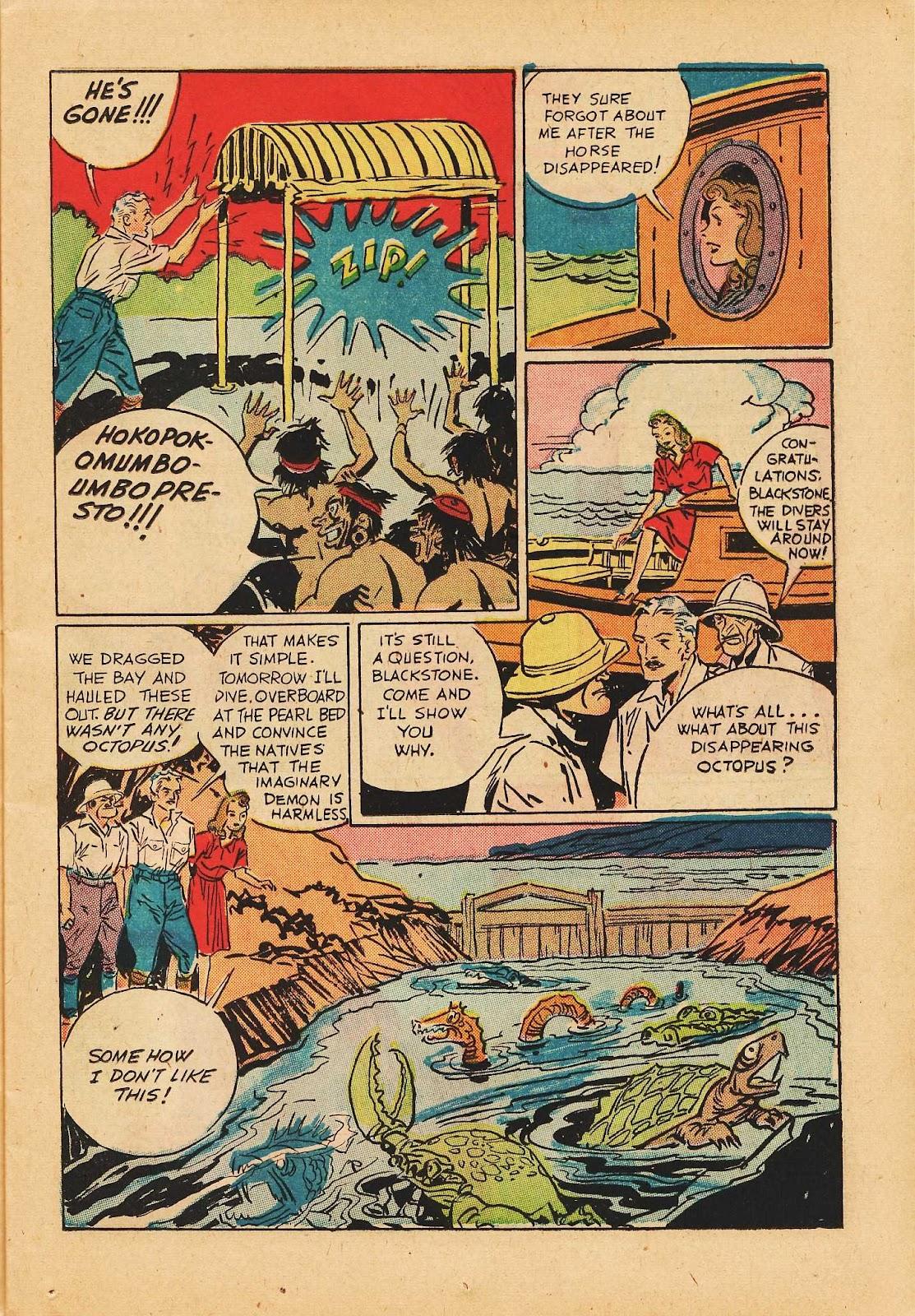 Super-Magician Comics issue 22 - Page 21
