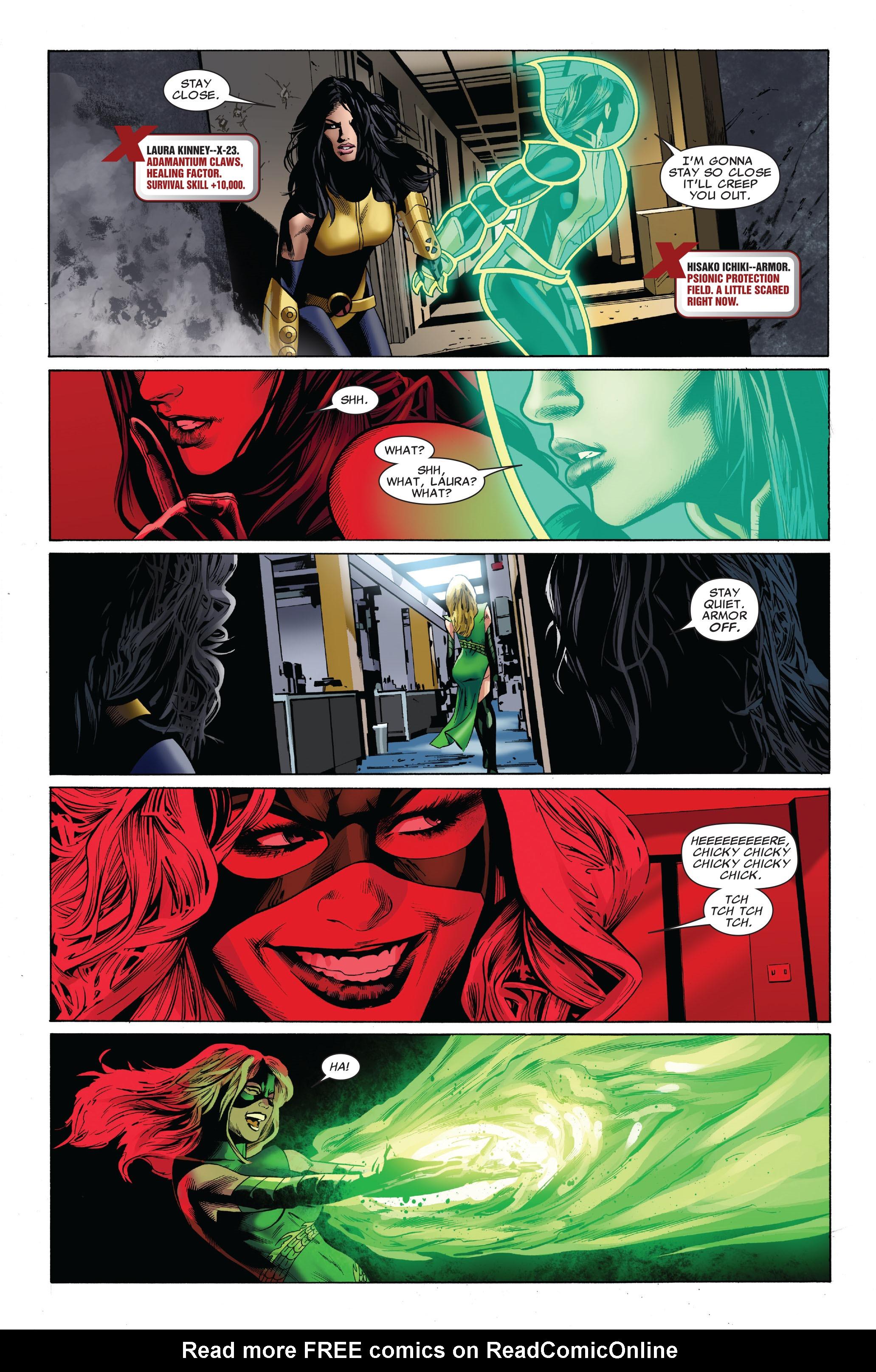 Read online Uncanny X-Men (1963) comic -  Issue #510 - 4