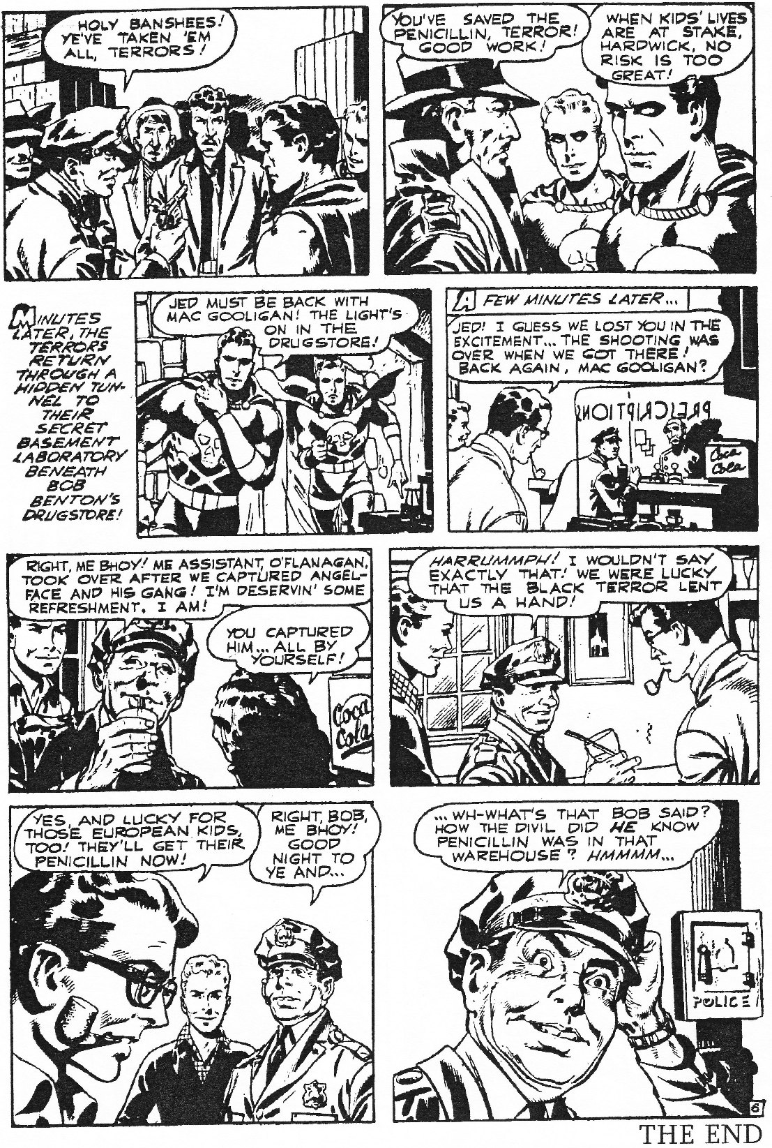 Read online Men of Mystery Comics comic -  Issue #84 - 34