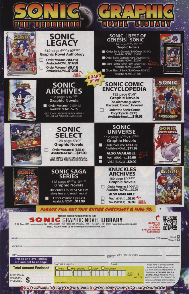 Read online Sonic Universe comic -  Issue #48 - 13