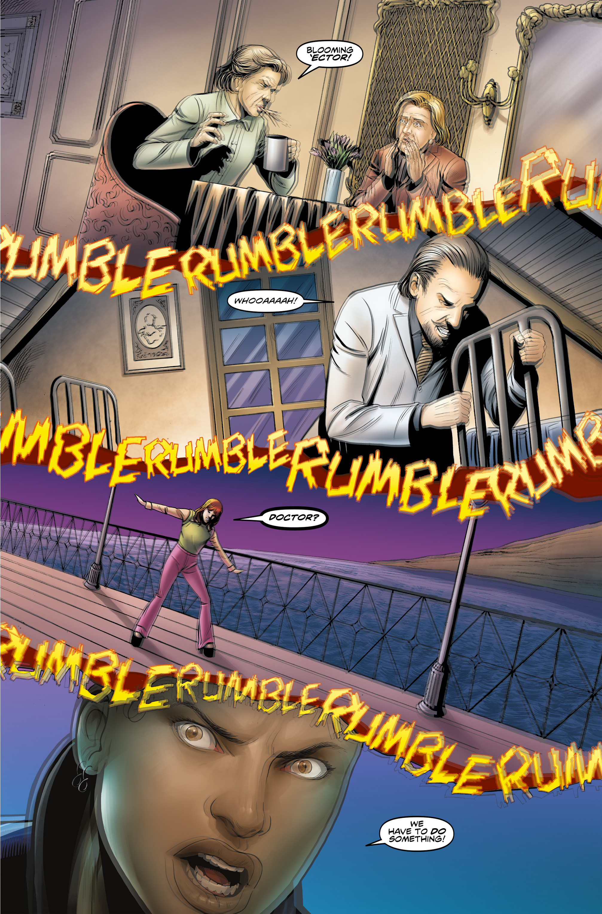 Read online Doctor Who: The Twelfth Doctor Year Three comic -  Issue #4 - 19
