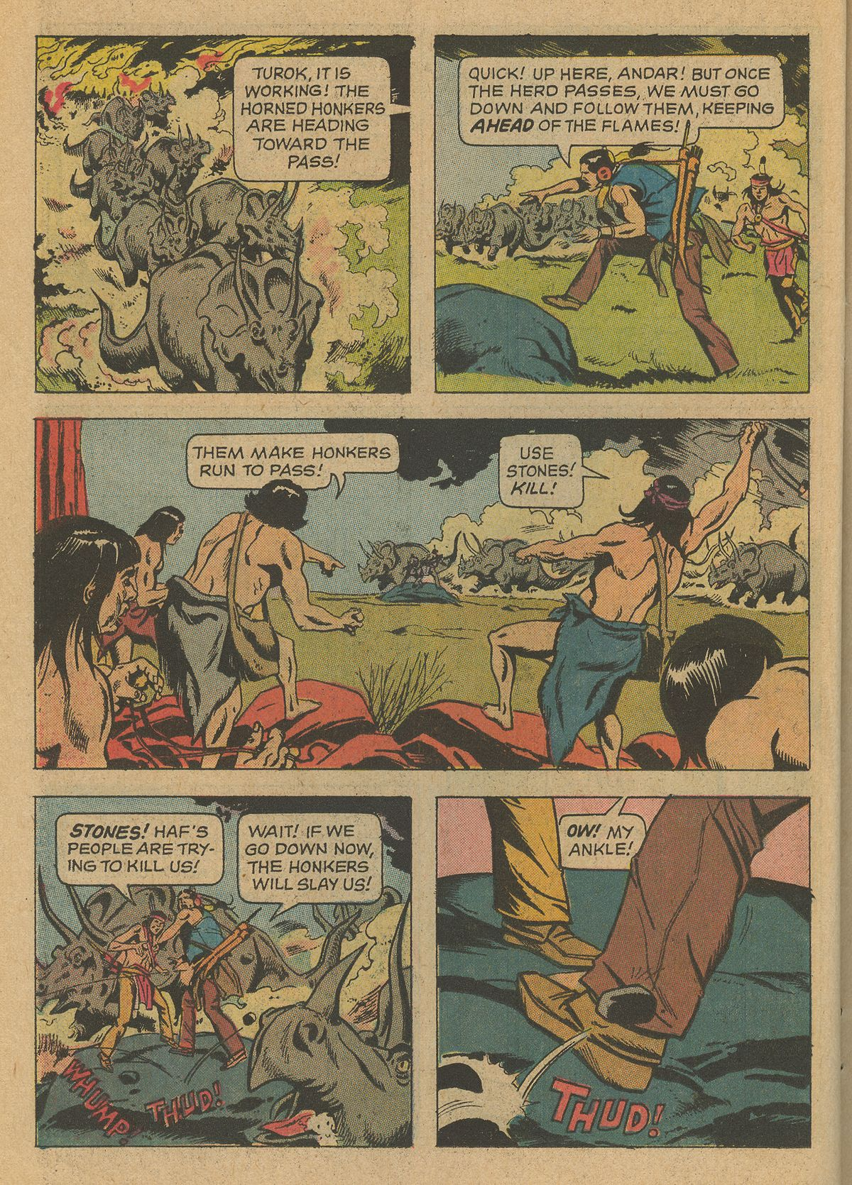 Read online Turok, Son of Stone comic -  Issue #79 - 26