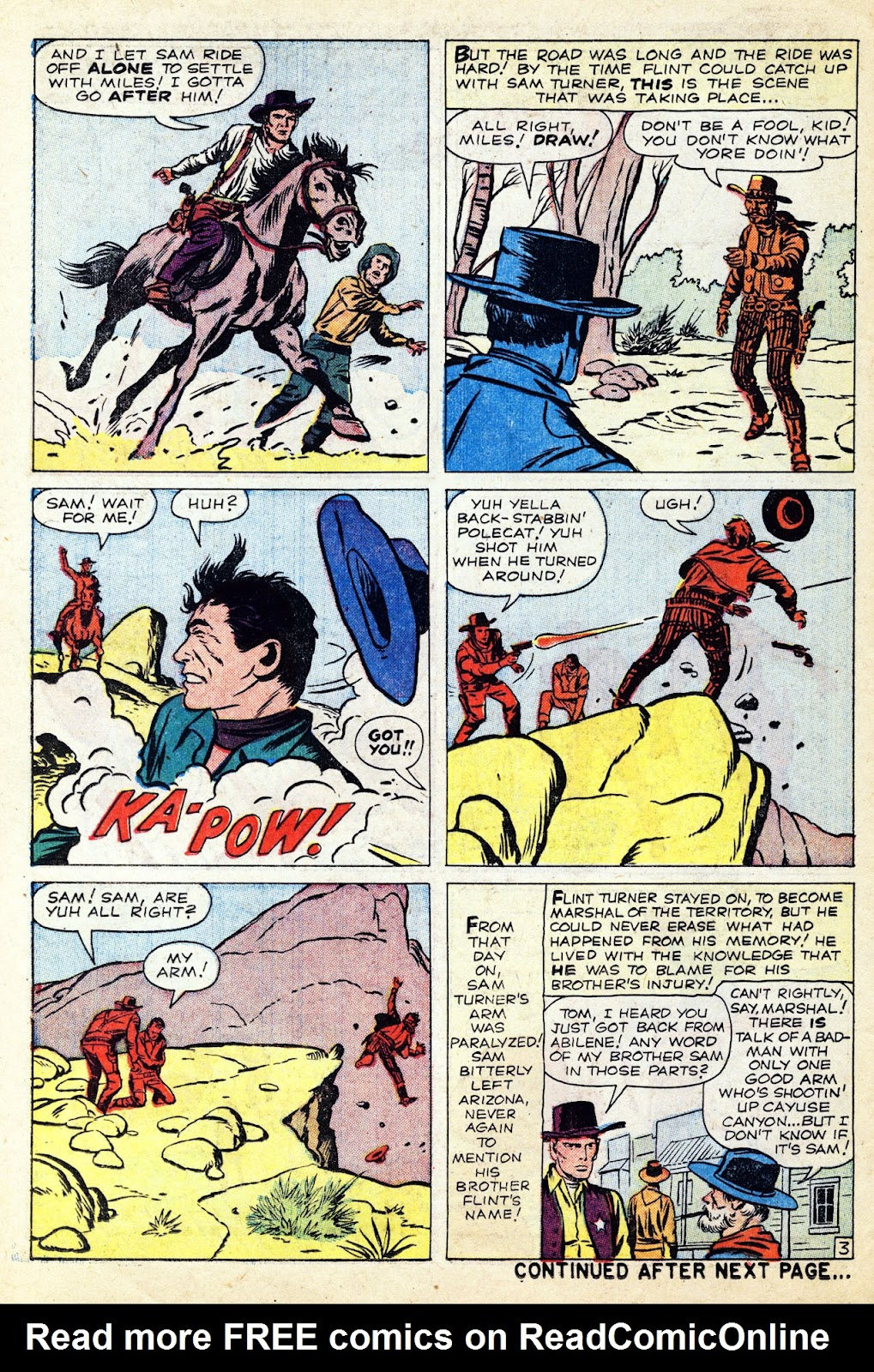 Gunsmoke Western issue 65 - Page 14