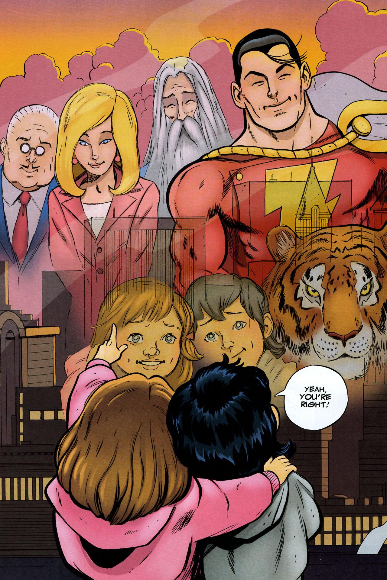 Read online Shazam!: The Monster Society of Evil comic -  Issue #4 - 49