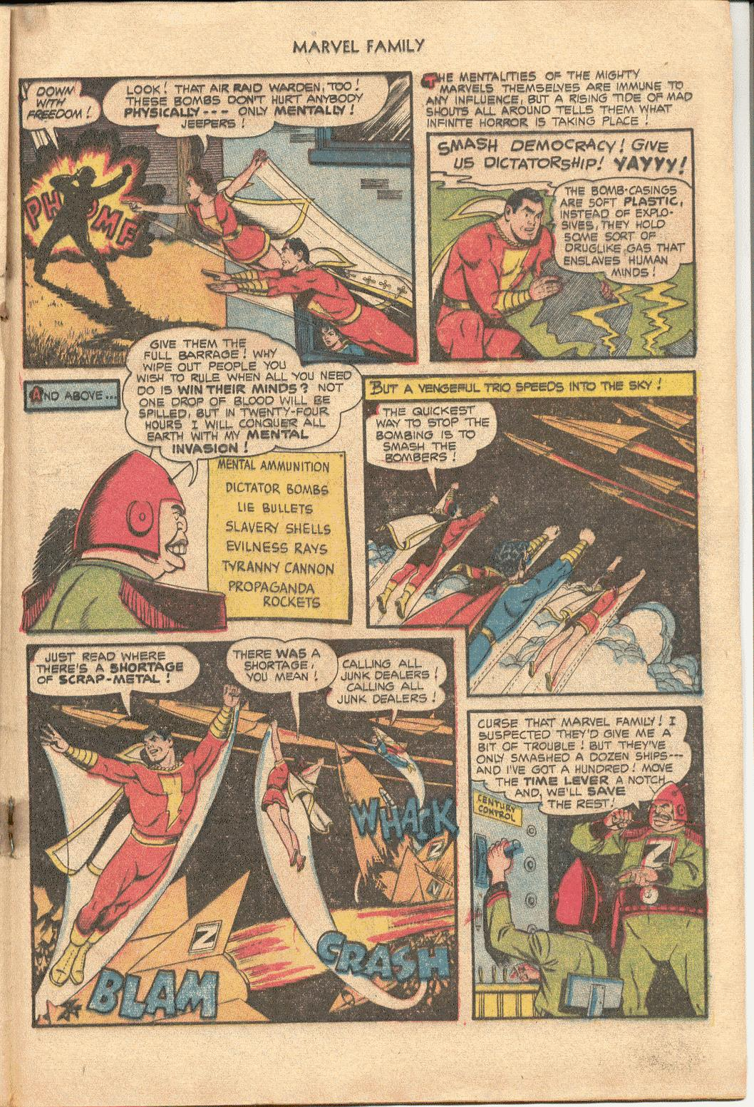 The Marvel Family issue 88 - Page 21